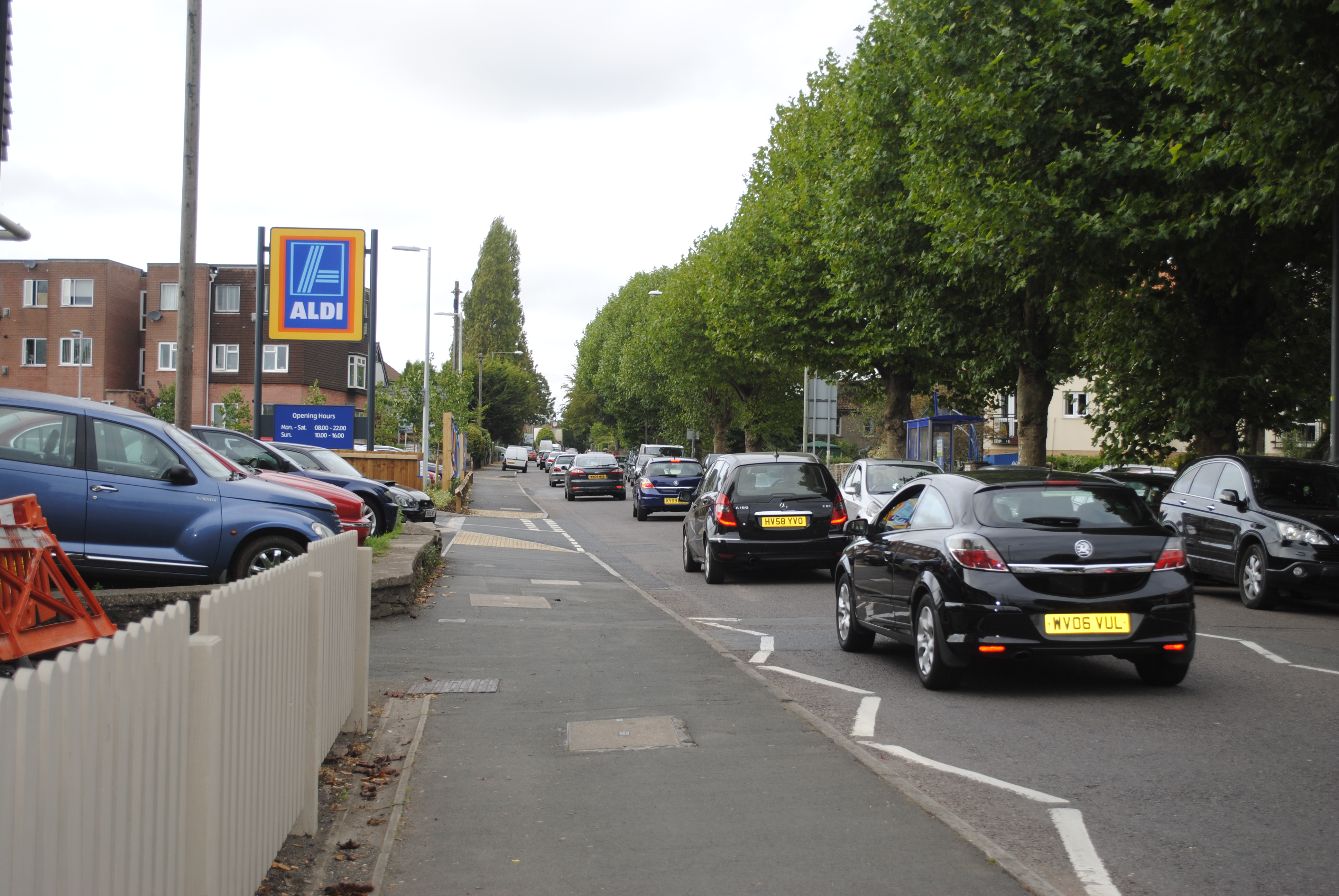 Big parking crackdown in Longwell Green and Willsbridge to ease ...