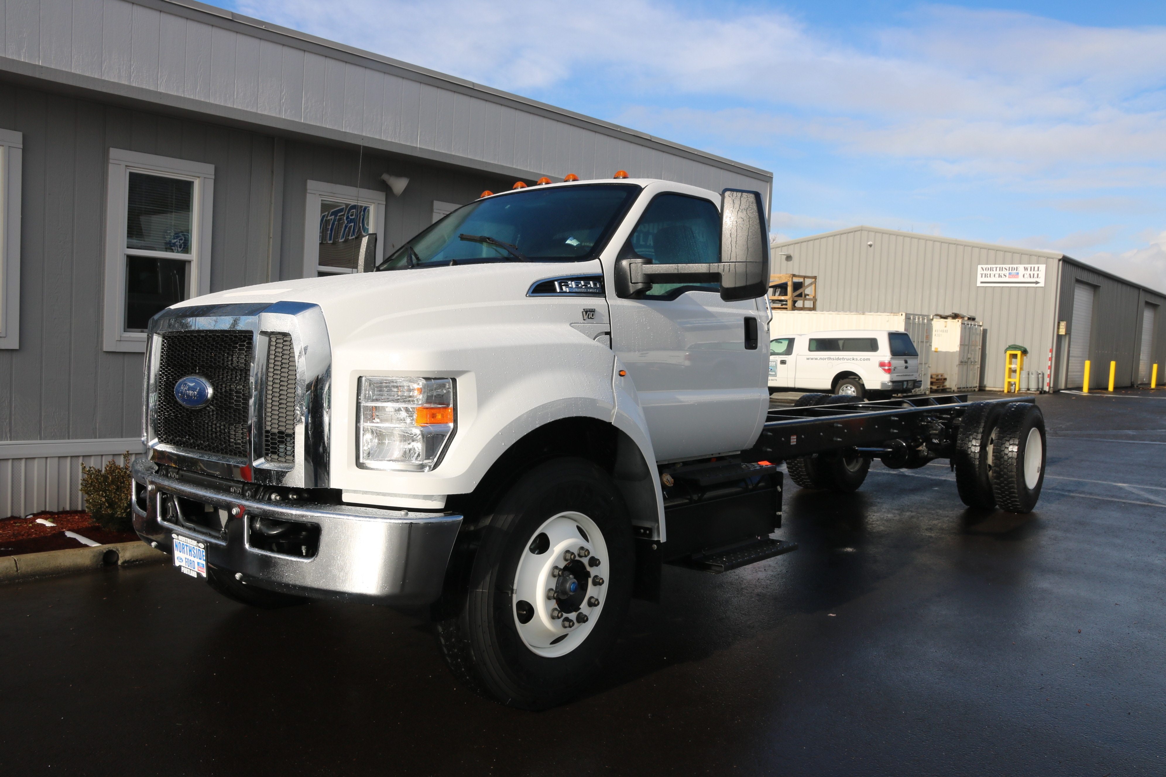 New 2018 Ford F-650 Regular Cab, Cab Chassis | For Sale in Portland, OR