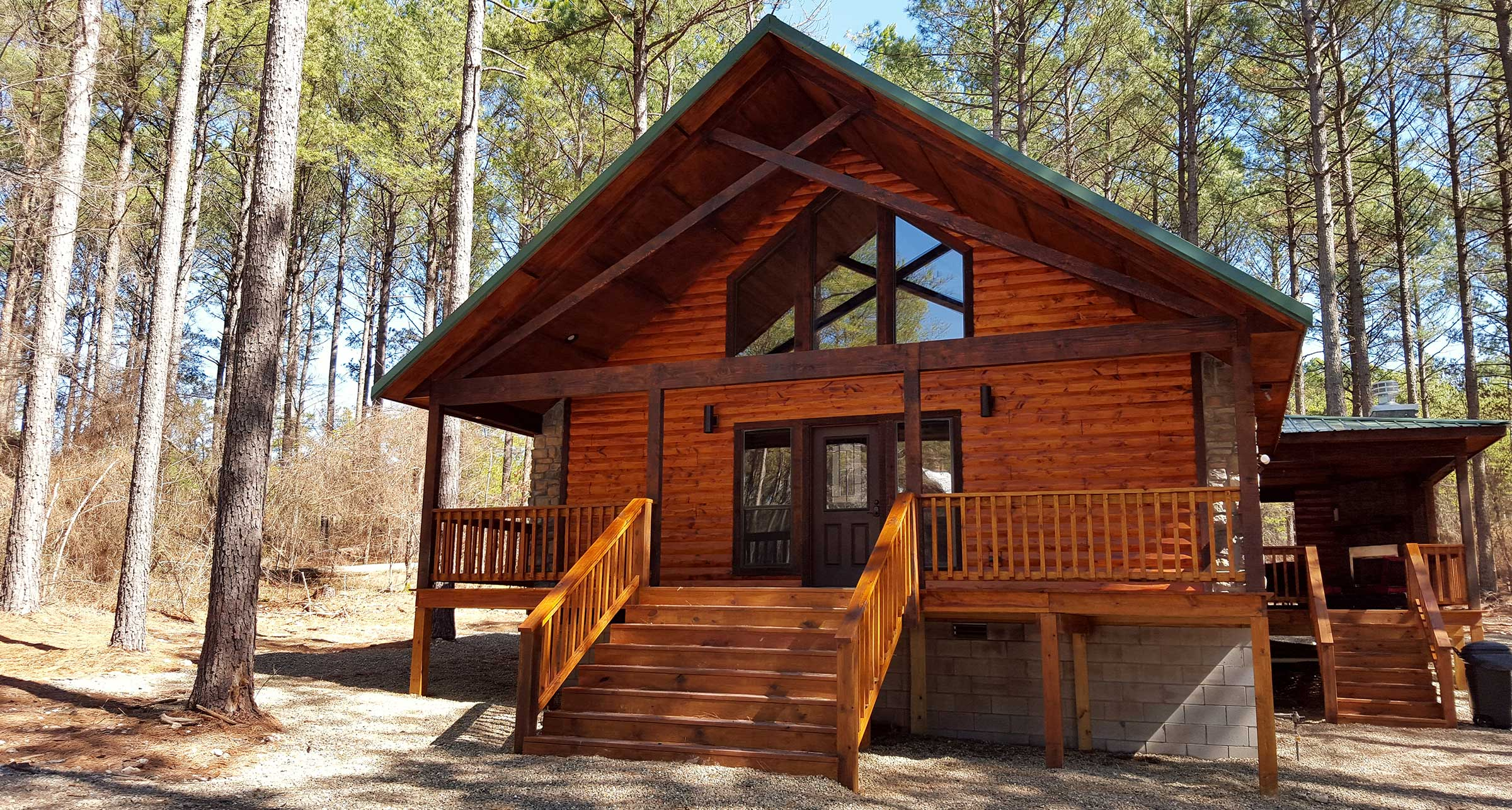 Ace in the Hole - Cabins In Broken Bow : Cabins In Broken Bow
