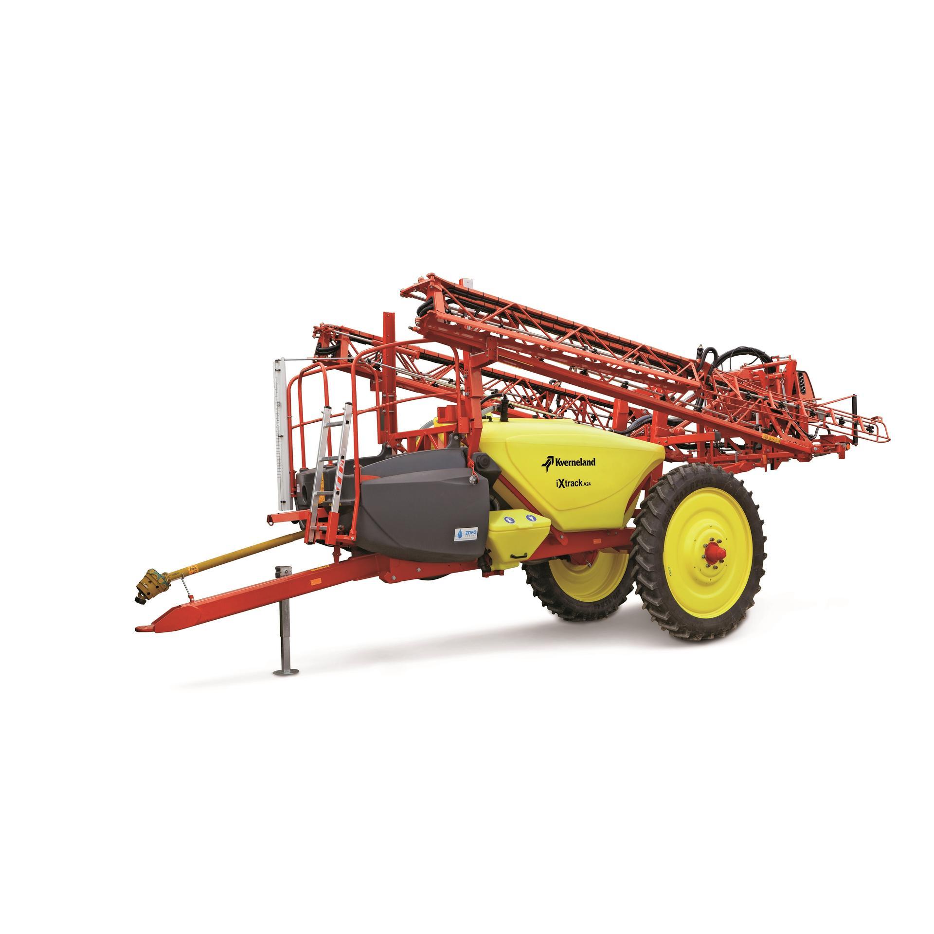 Vicon iXtrack C / Trailed Sprayers / Spraying Equipment / Vicon ...