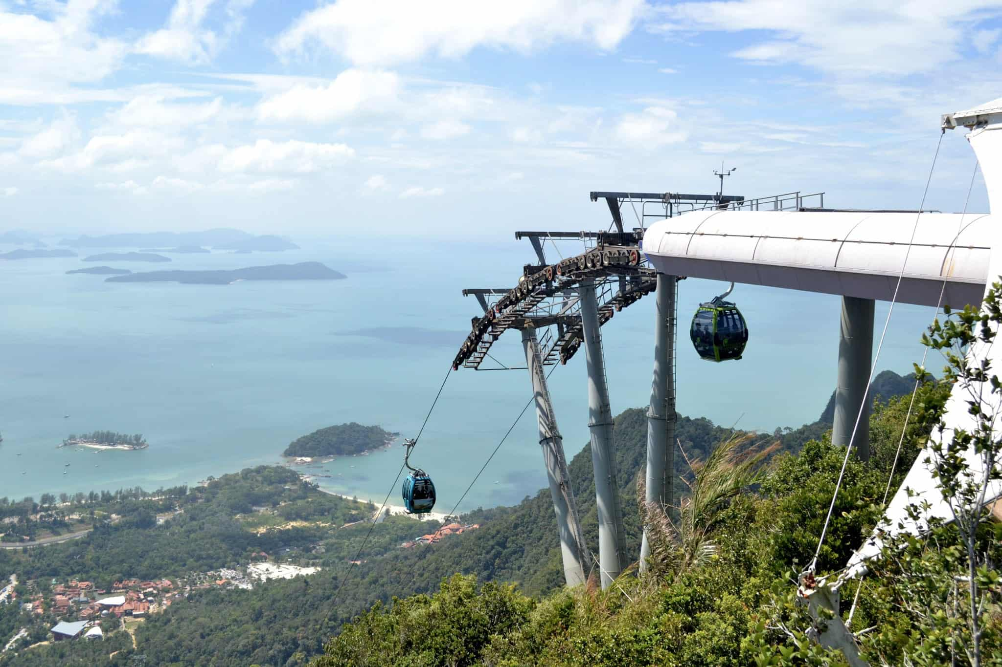 Langkawi Cable Car | Get Your Discounted Tickets Here - TripCarte
