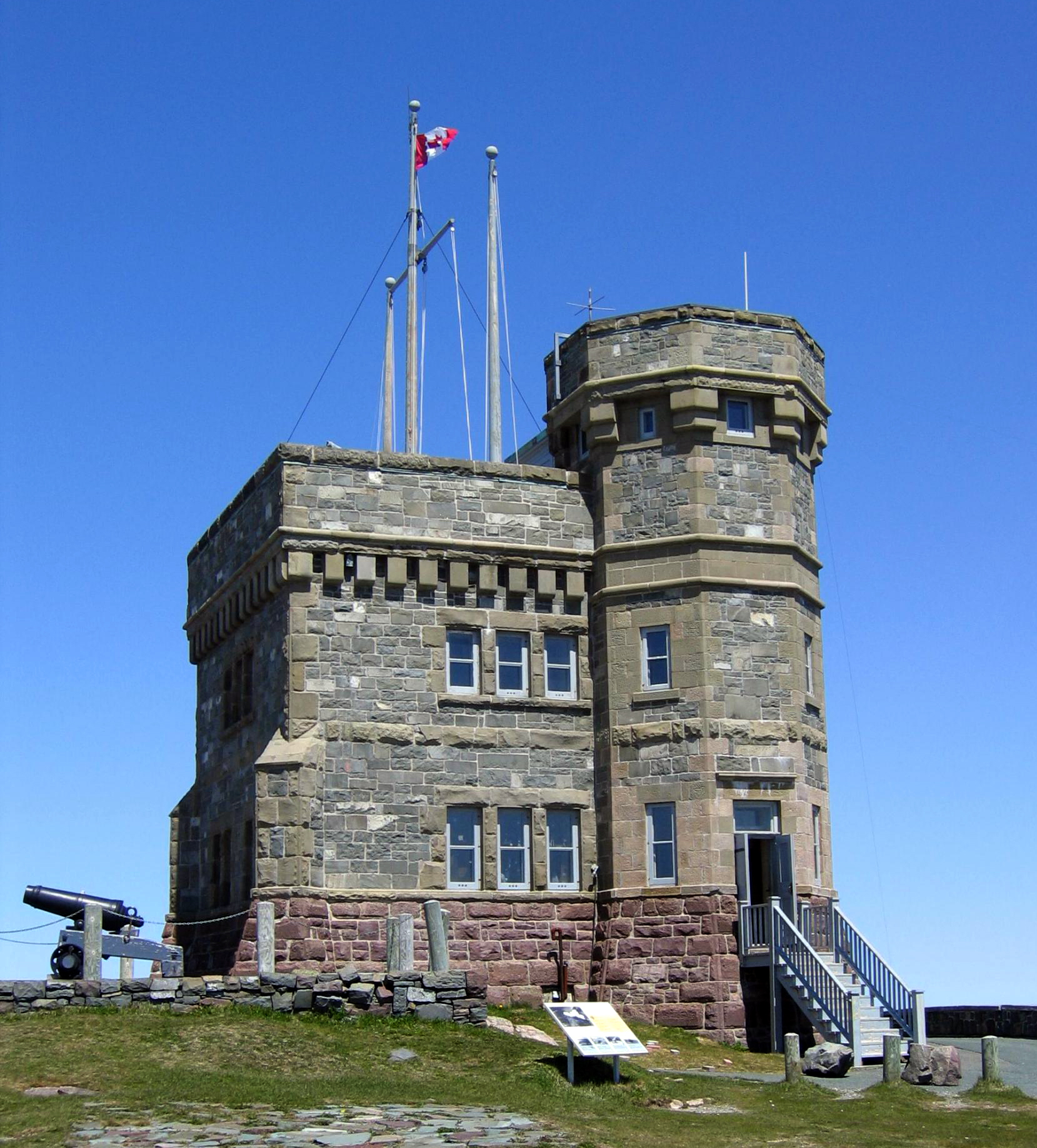 John Cabot and a Tale of 2 Towers - The Official Globe Trekker Website
