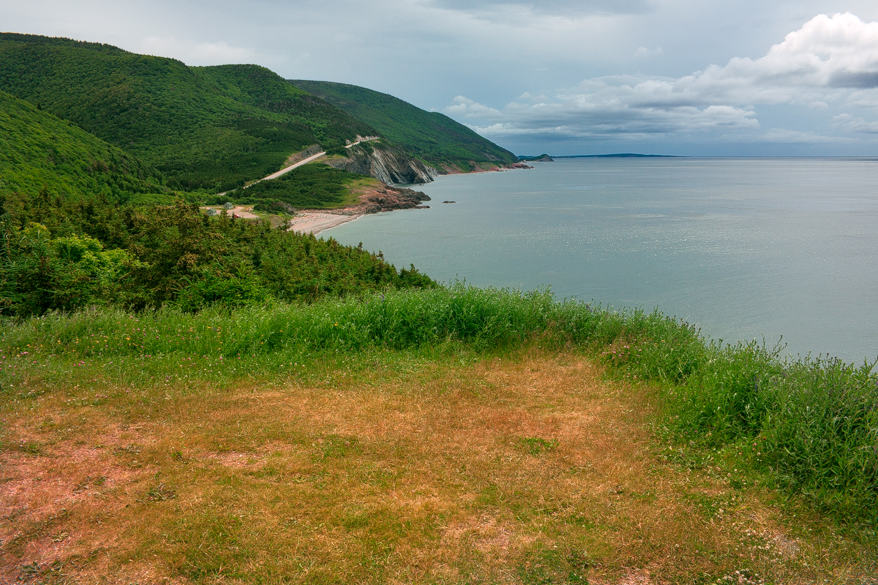 Cabot Trail Scenery - HDR, Angle, Photograph, Resource, Res, HQ Photo
