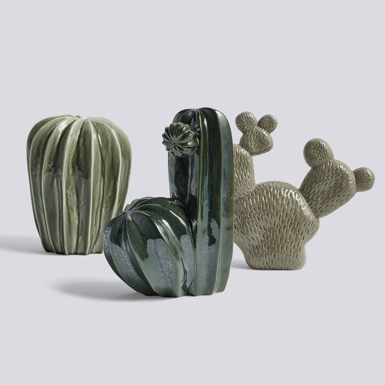Hay Cacti Dos Vase, Buy Online Today | Utility Design UK
