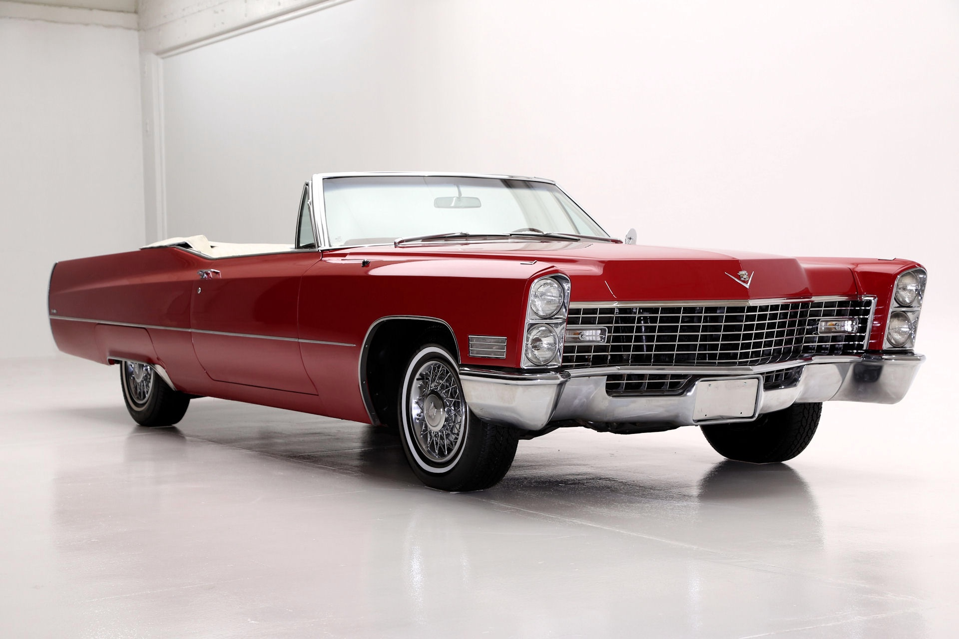 1967 Cadillac Deville - American Dream Machines | Classic Cars ...