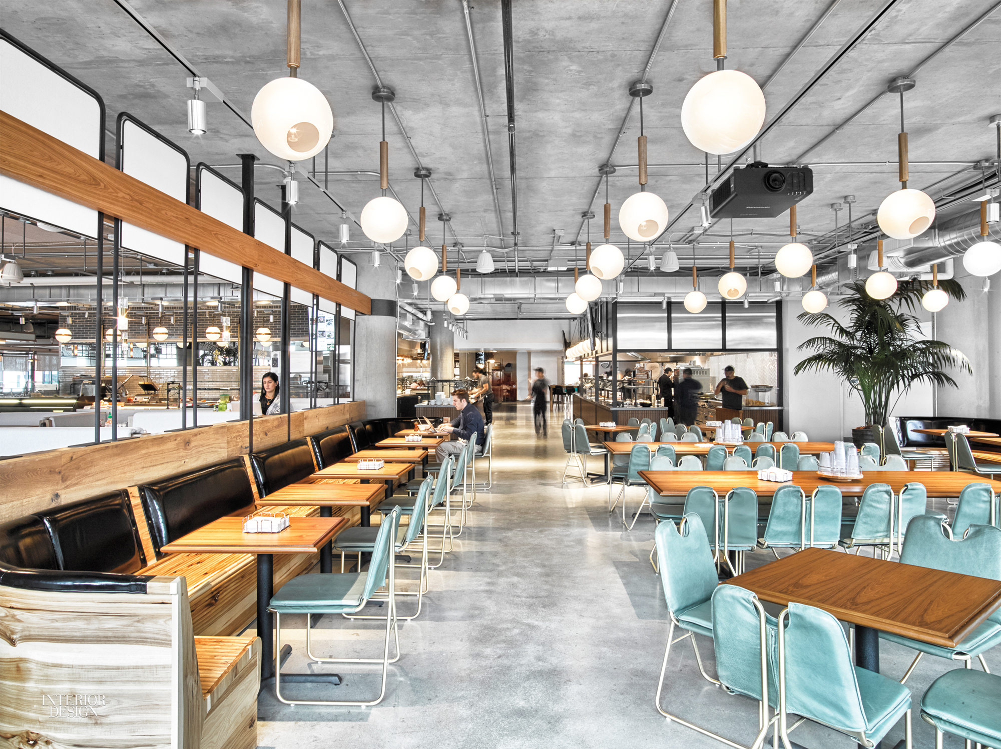 AvroKO Spearheads Dropbox HQ's Cafeteria and Coffee Bar