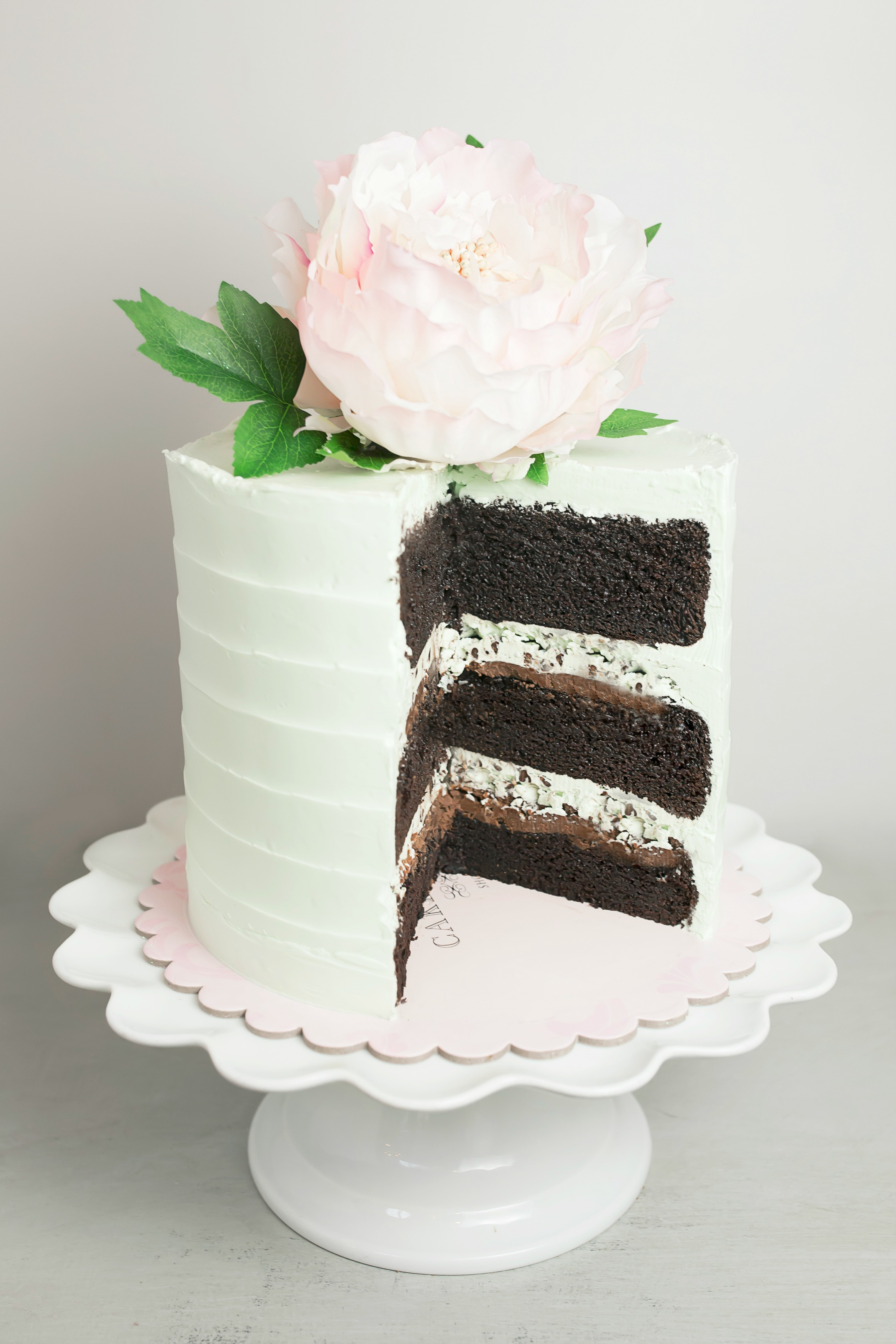 Oprah's 'O' List Mint Chocolate Chip Cake As Featured In 'O, The ...