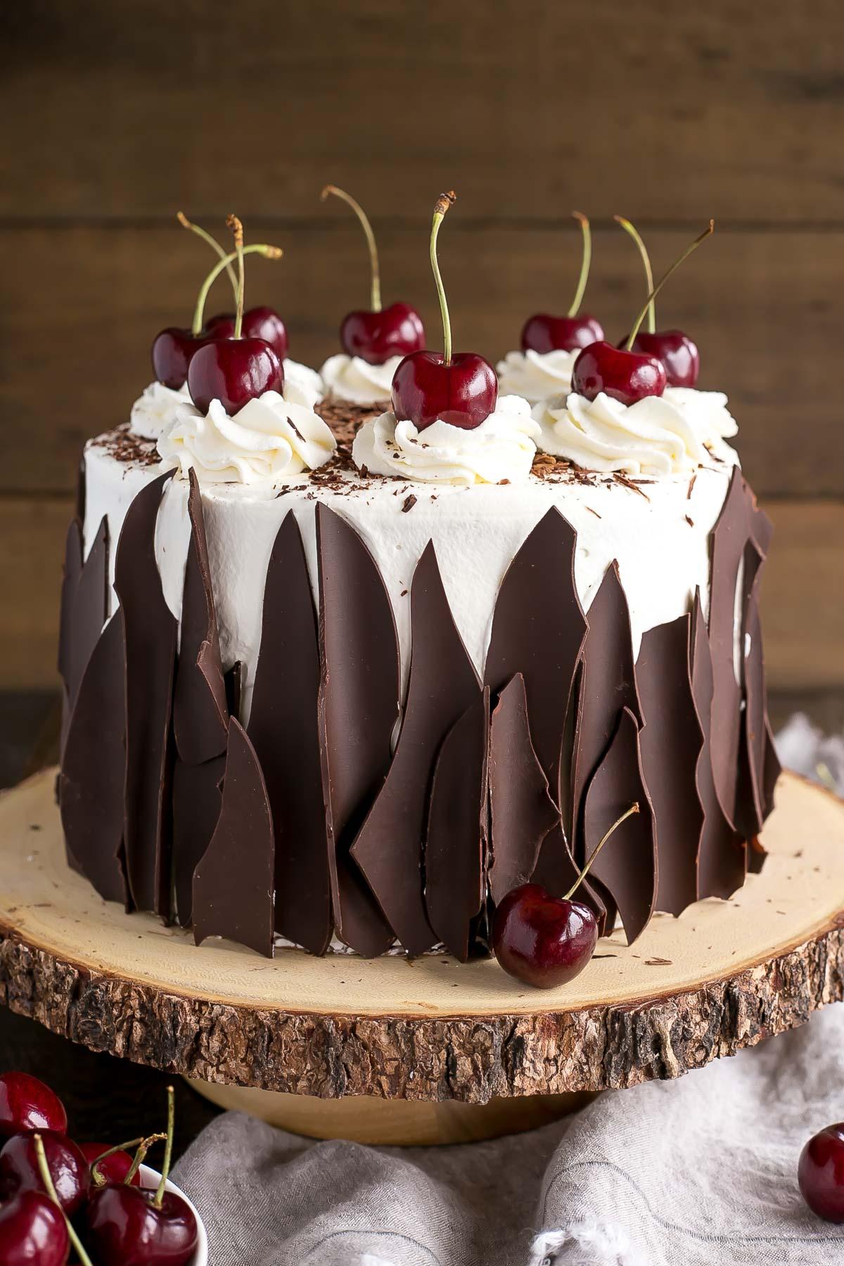 Black Forest Cake - Liv for Cake
