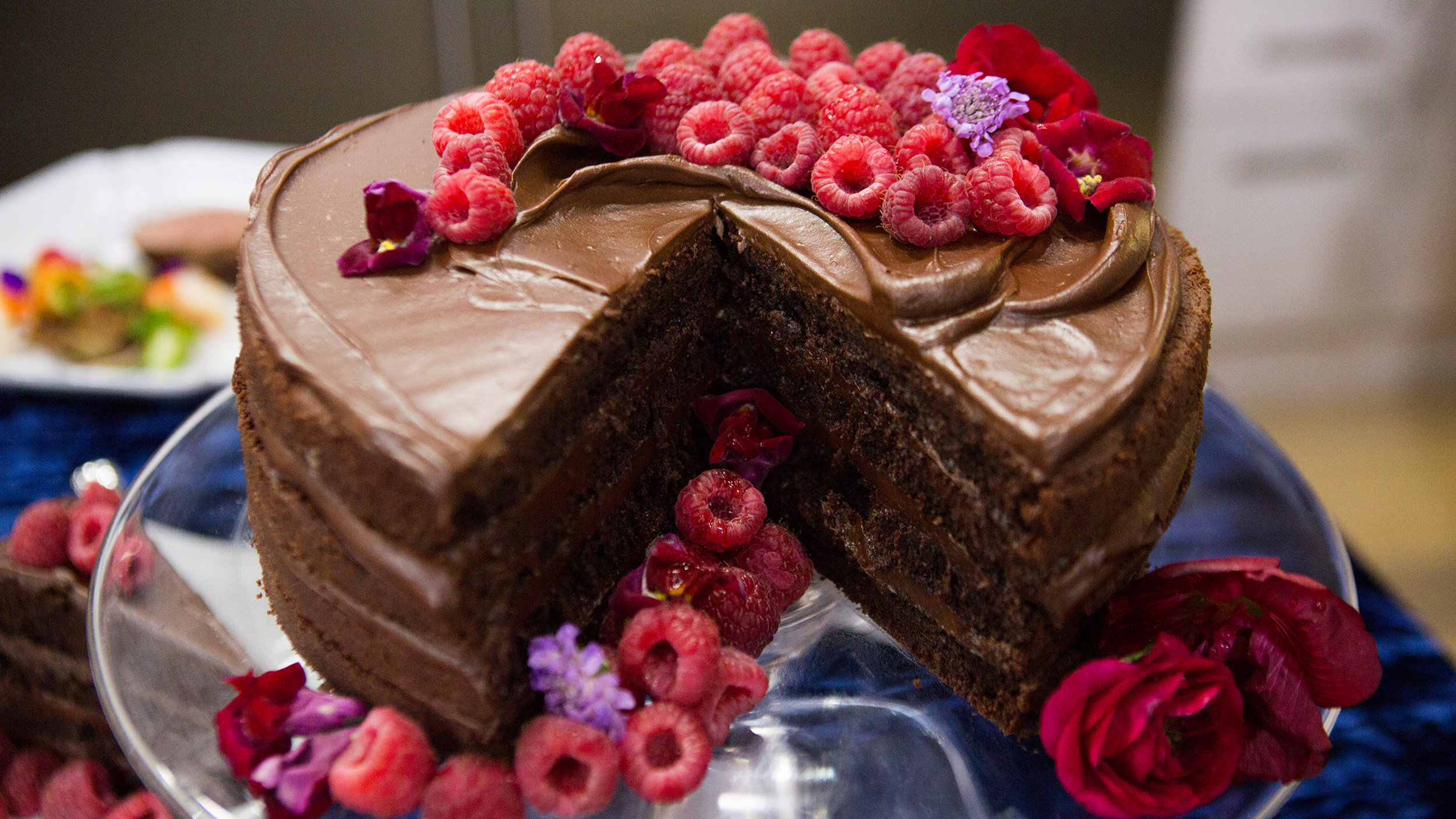 Chocolate Cake - TODAY.com
