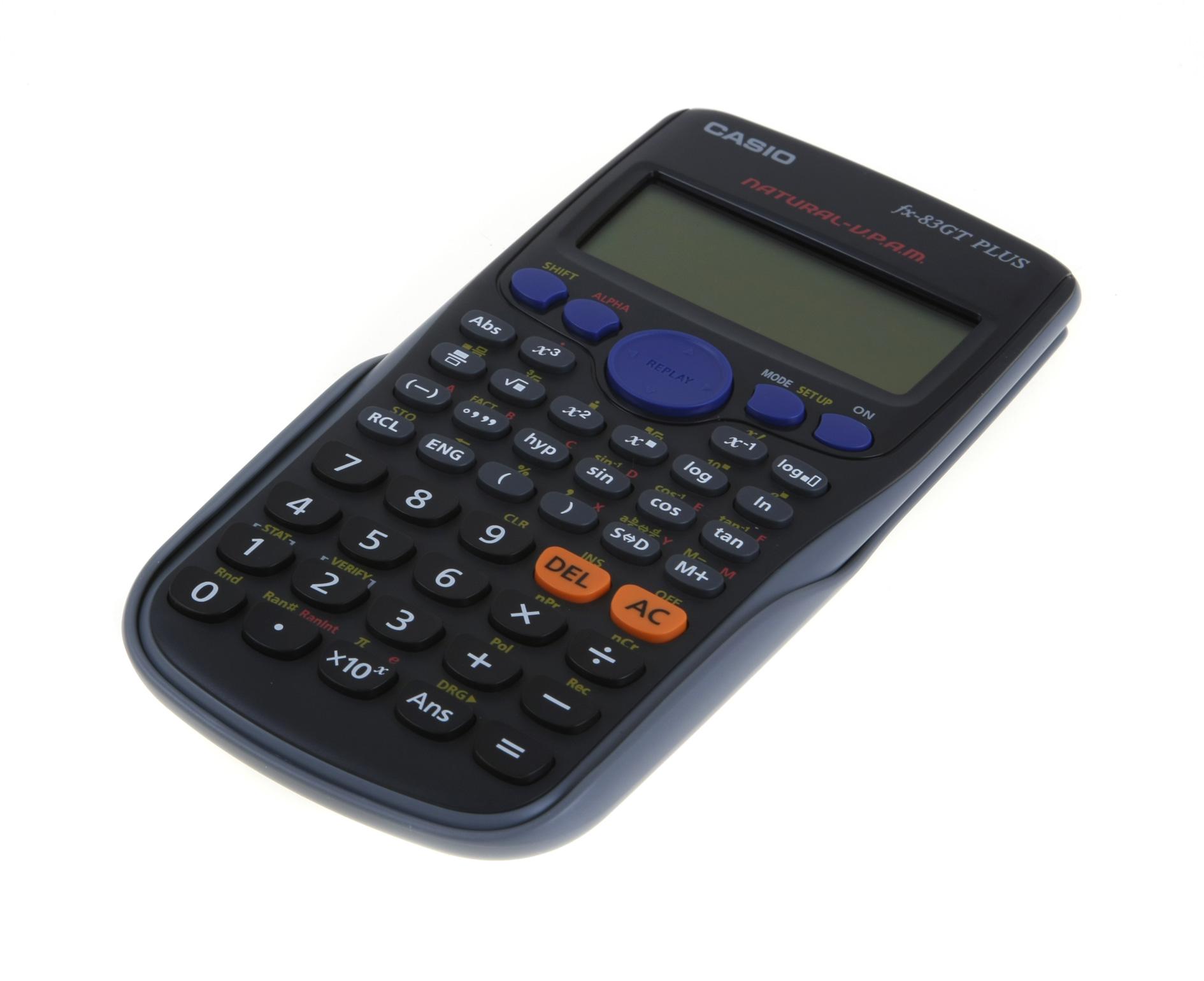 Casio FX83GTPLUS Scientific Exam GCSE A-Level Calculator ...