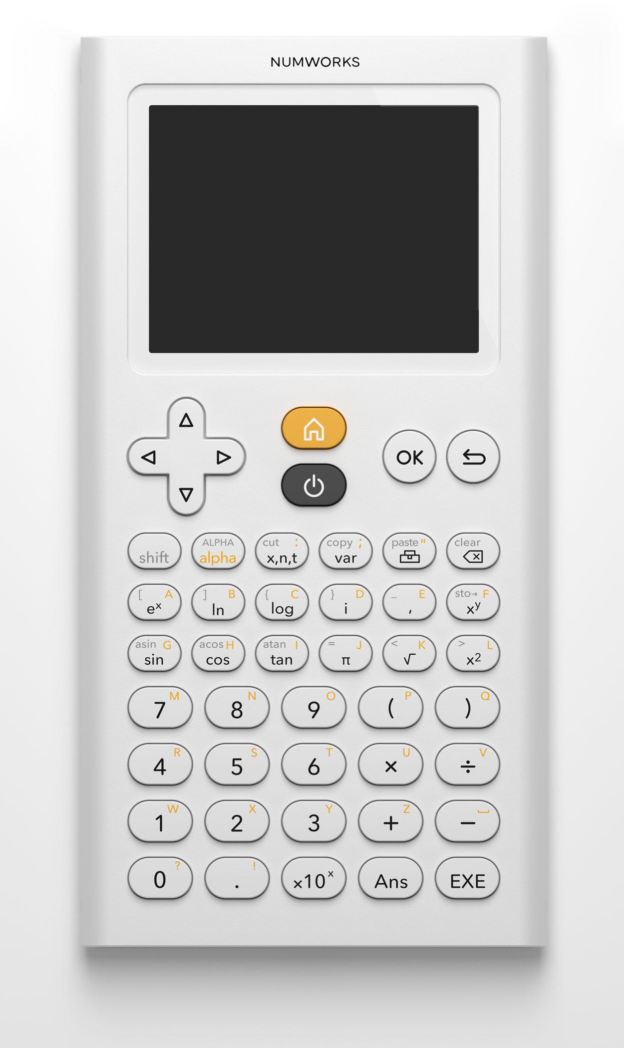 Online graphing calculator — NumWorks