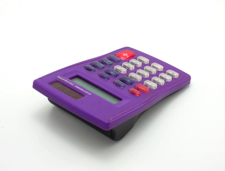Calculator, Office, Isolated, Keypad, Keys, HQ Photo