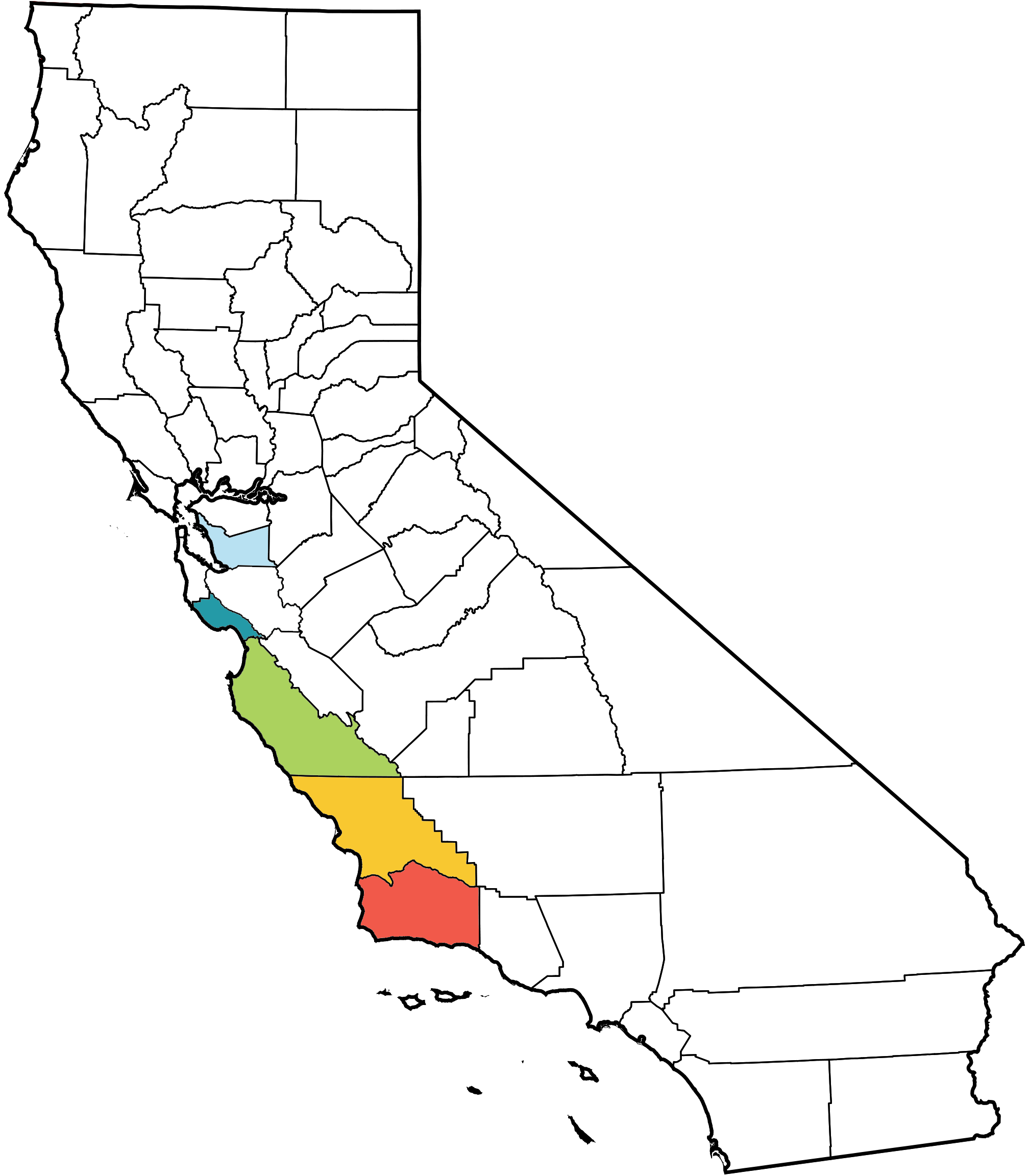 The Xerces Society » Where to See Monarchs in California