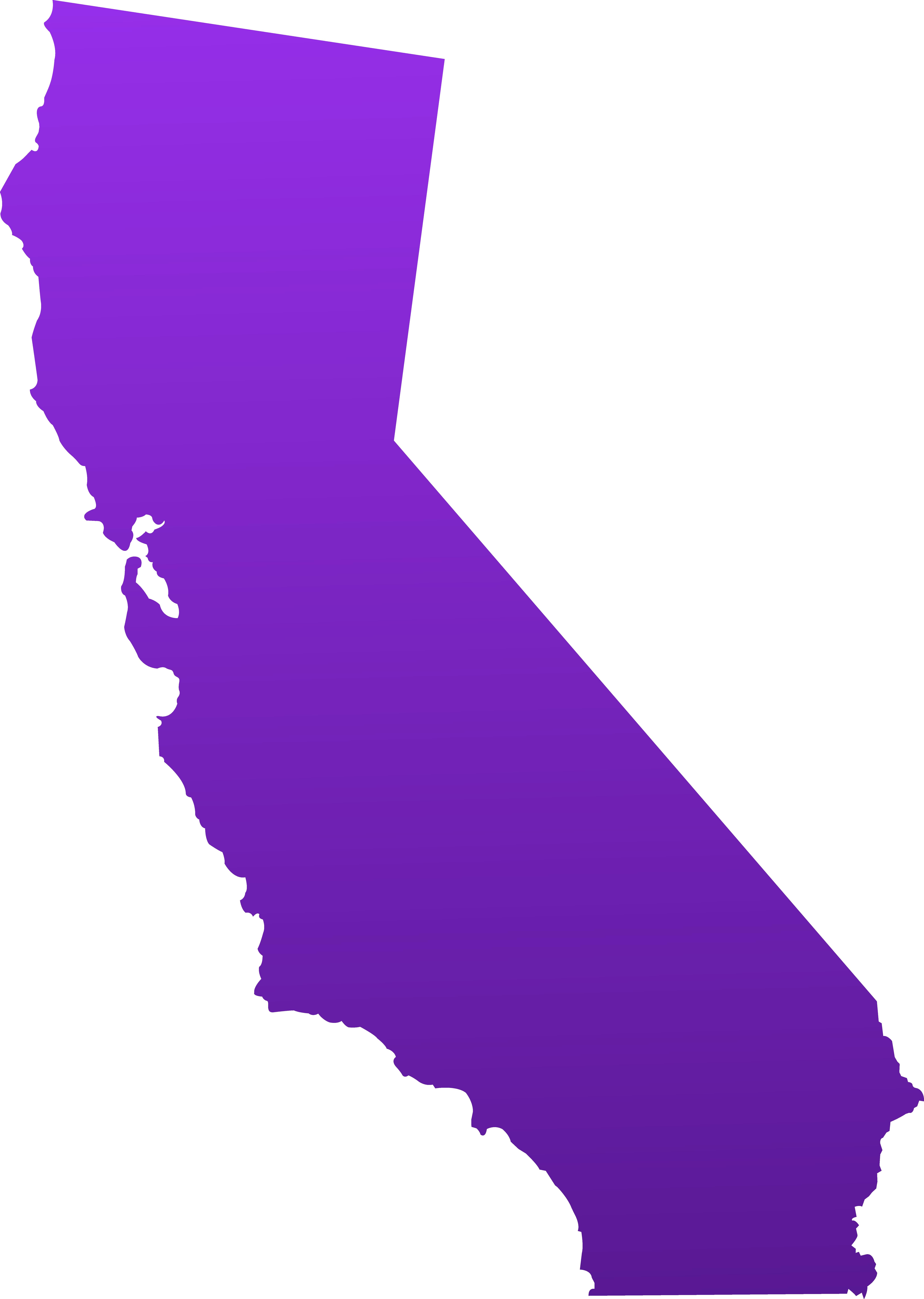 California State Design - Free Clip Art