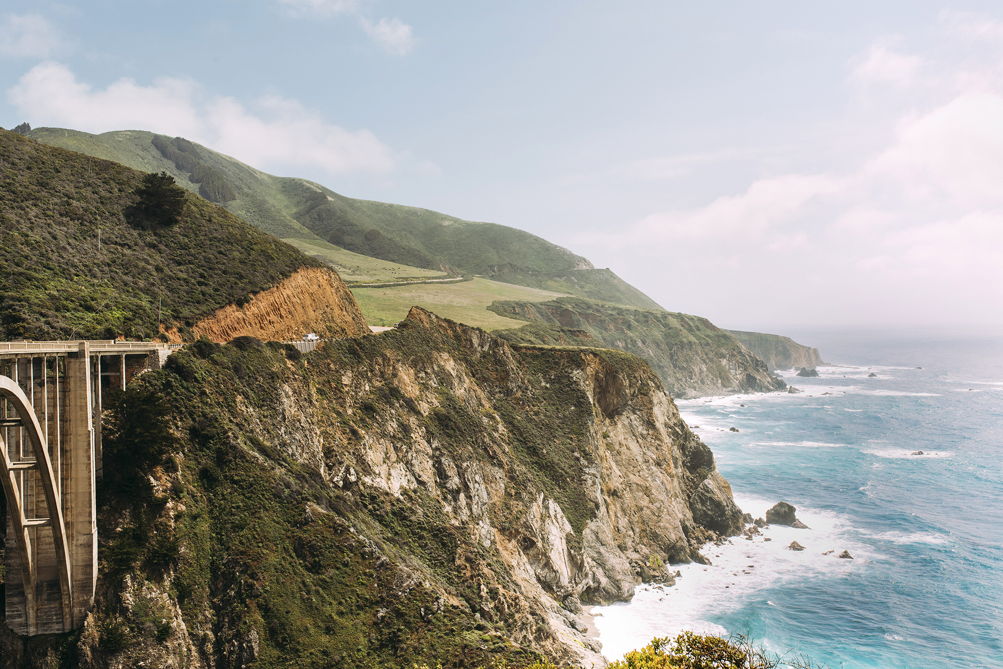 Must-See Stops Along California's Route 1