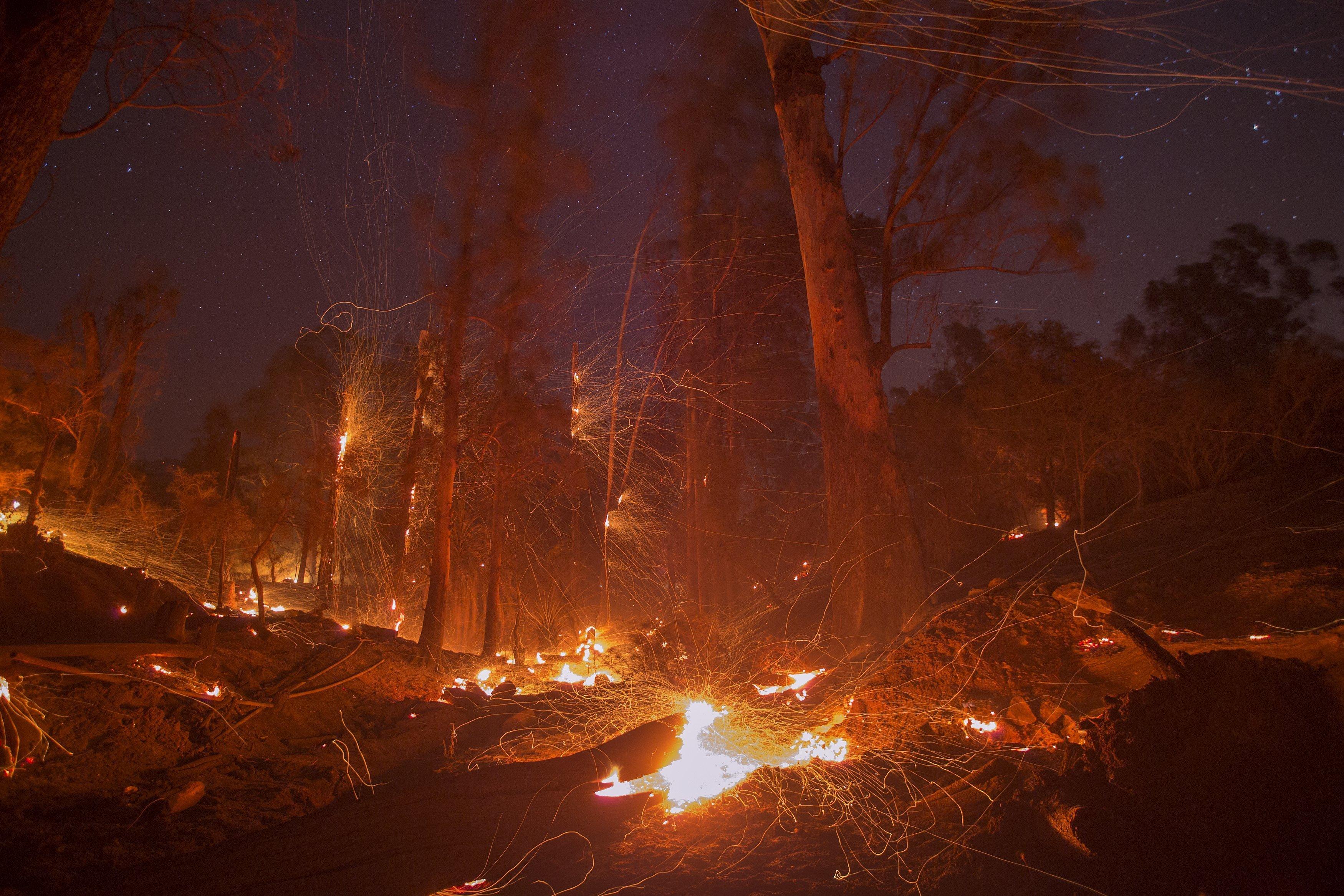 California's Political Fires - WSJ