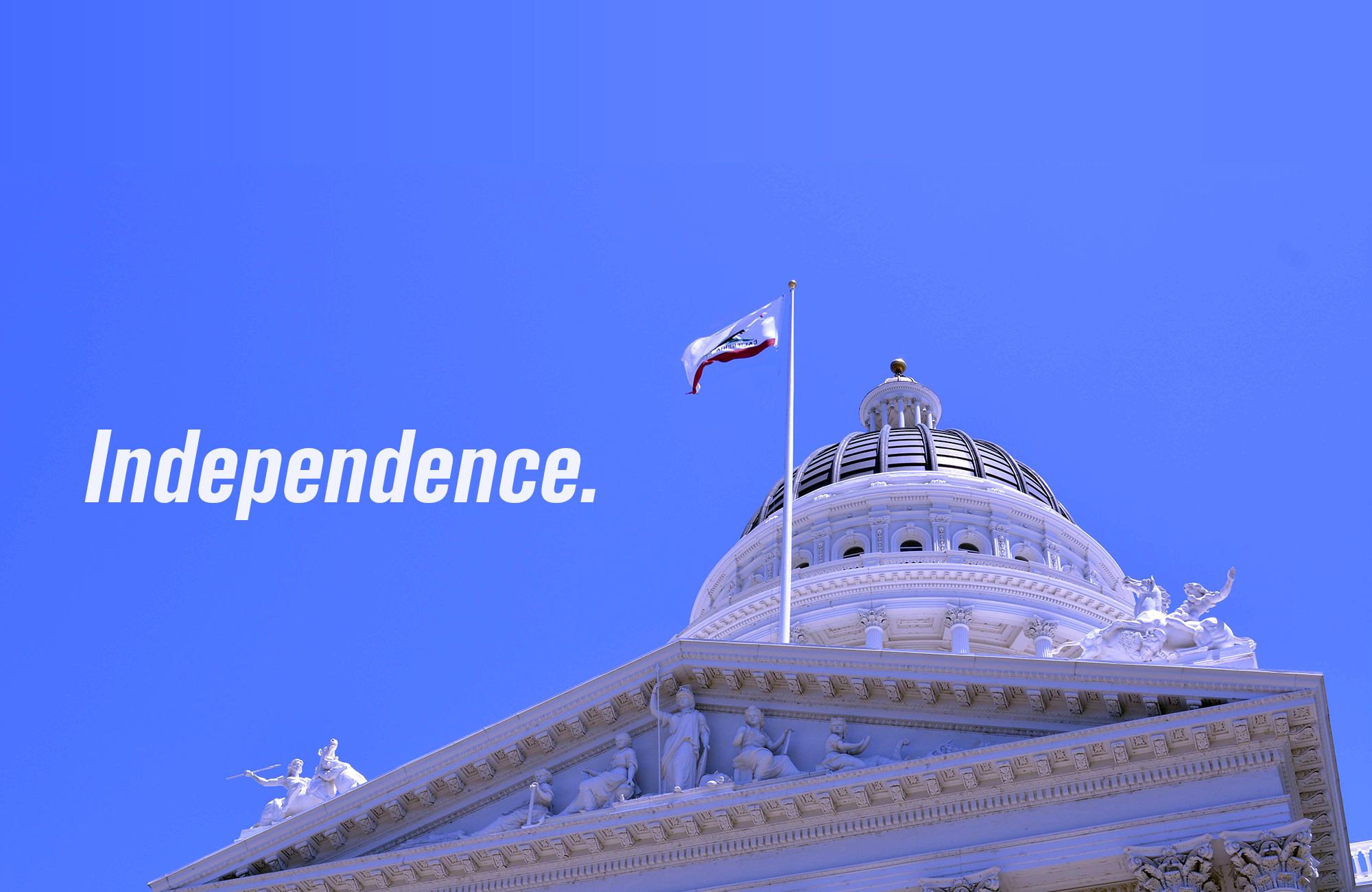 Yes California – The Campaign for California Independence