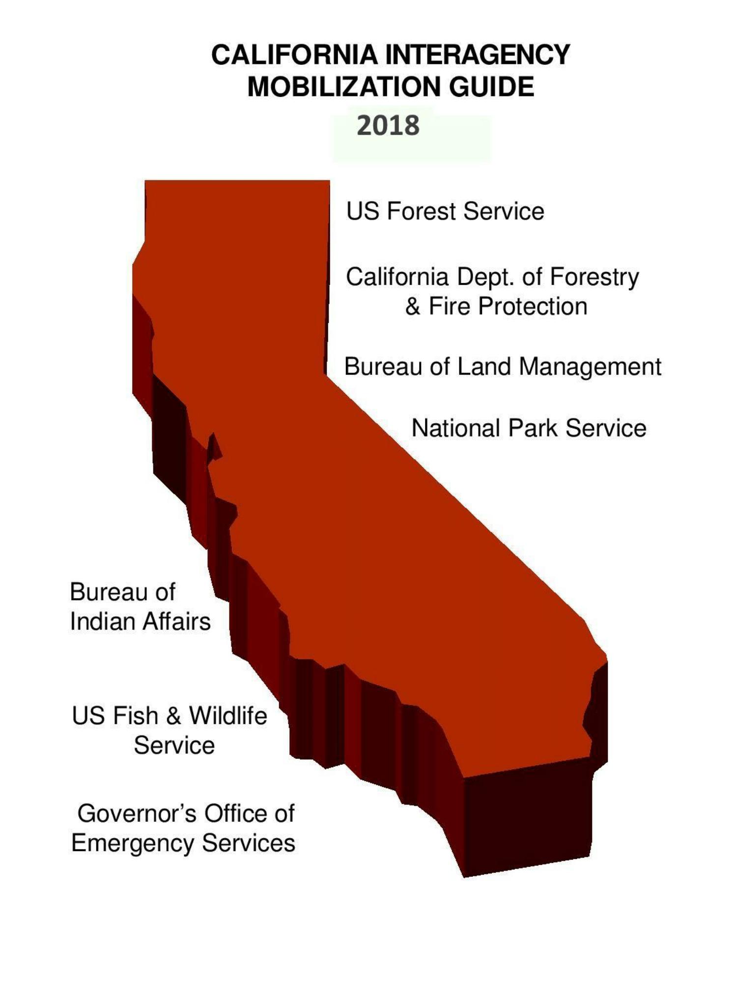 California Mobilization Guide