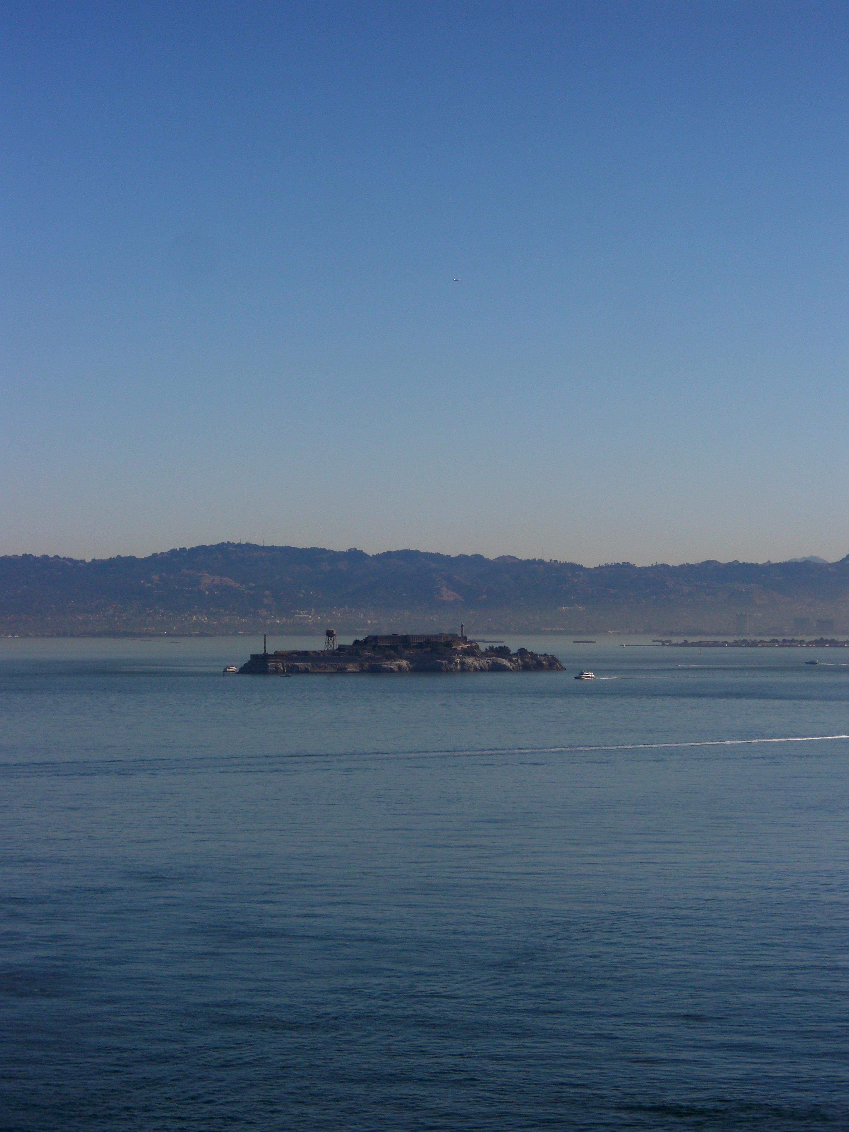 California, Alcatraz, Bay, Bayarea, Famous, HQ Photo