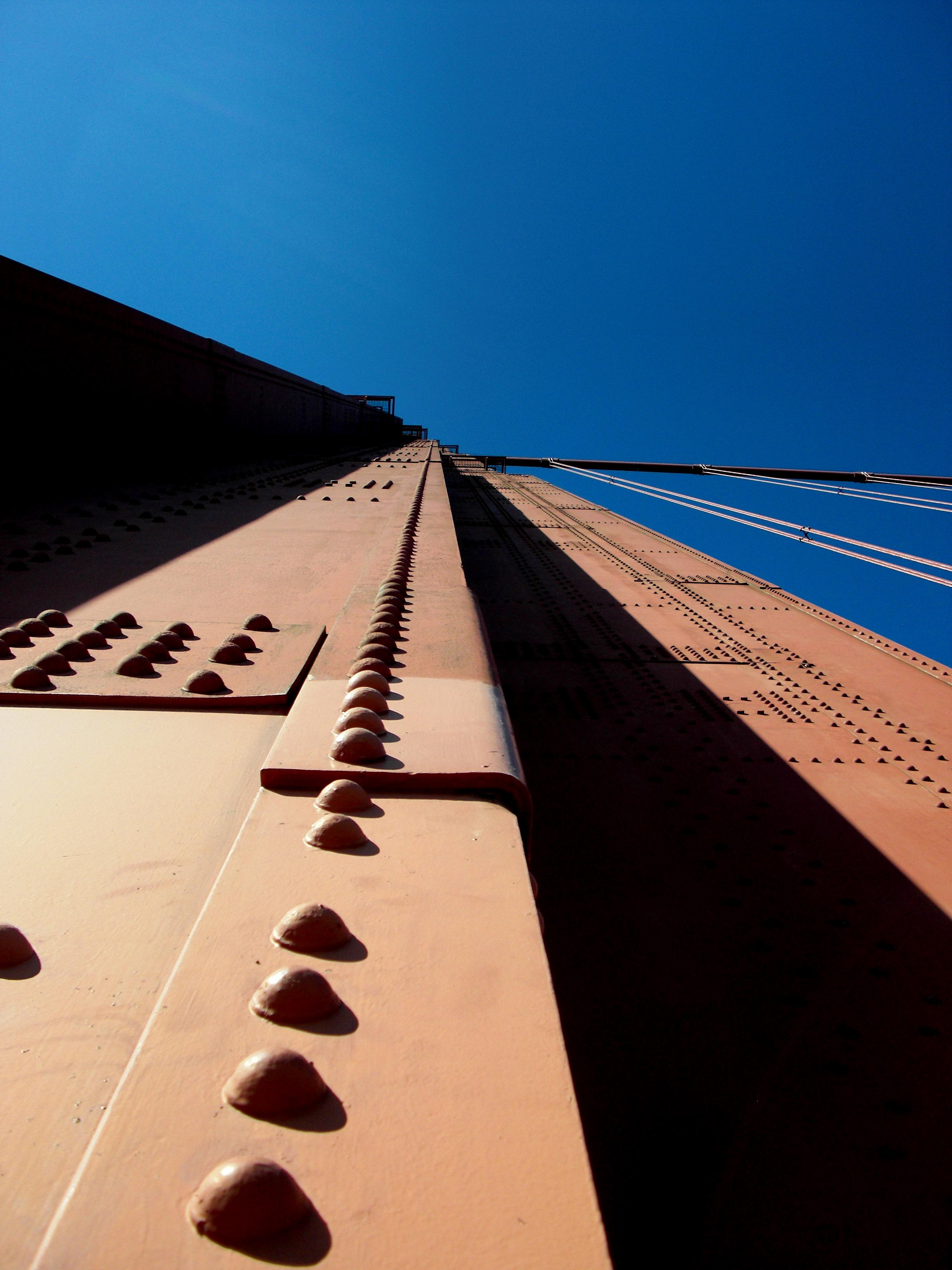 California, Bay, Famous, Rivets, Landmarks, HQ Photo