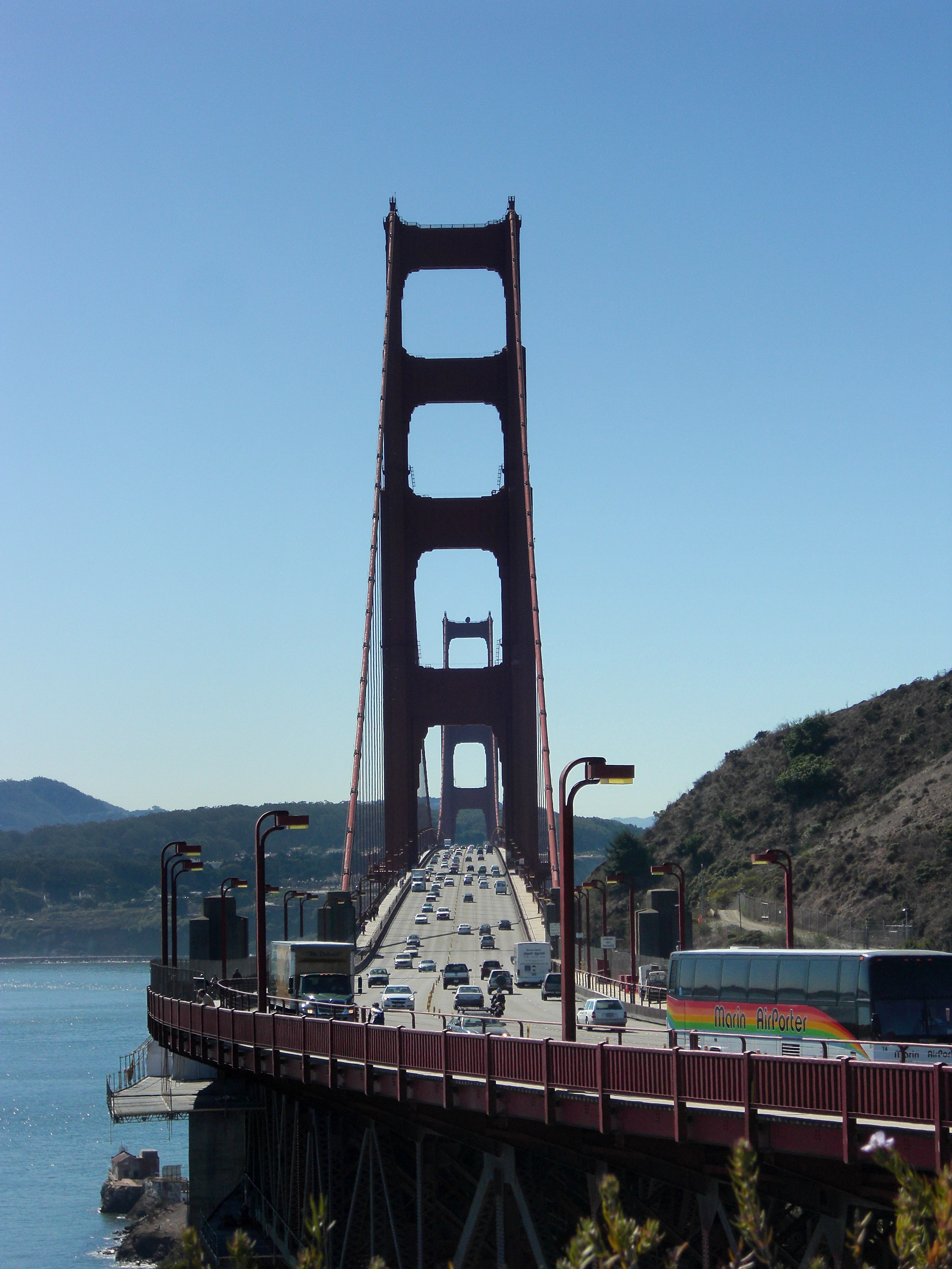 California, Bay, Famouslandmarks, Sanfrancisco, Road, HQ Photo