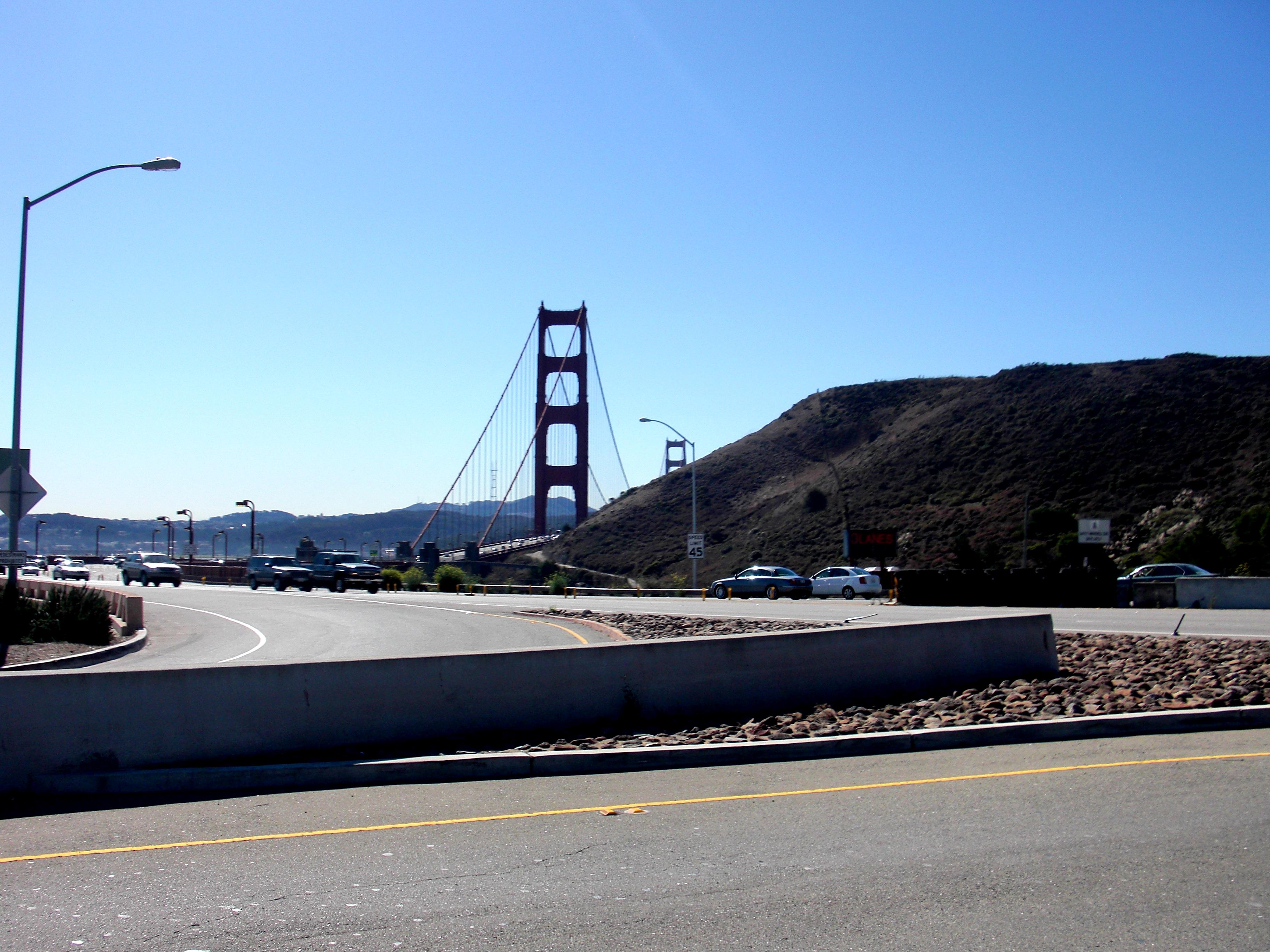 California, Goldengatebridge, Goldengate, Landmark, Famouslandmarks, HQ Photo