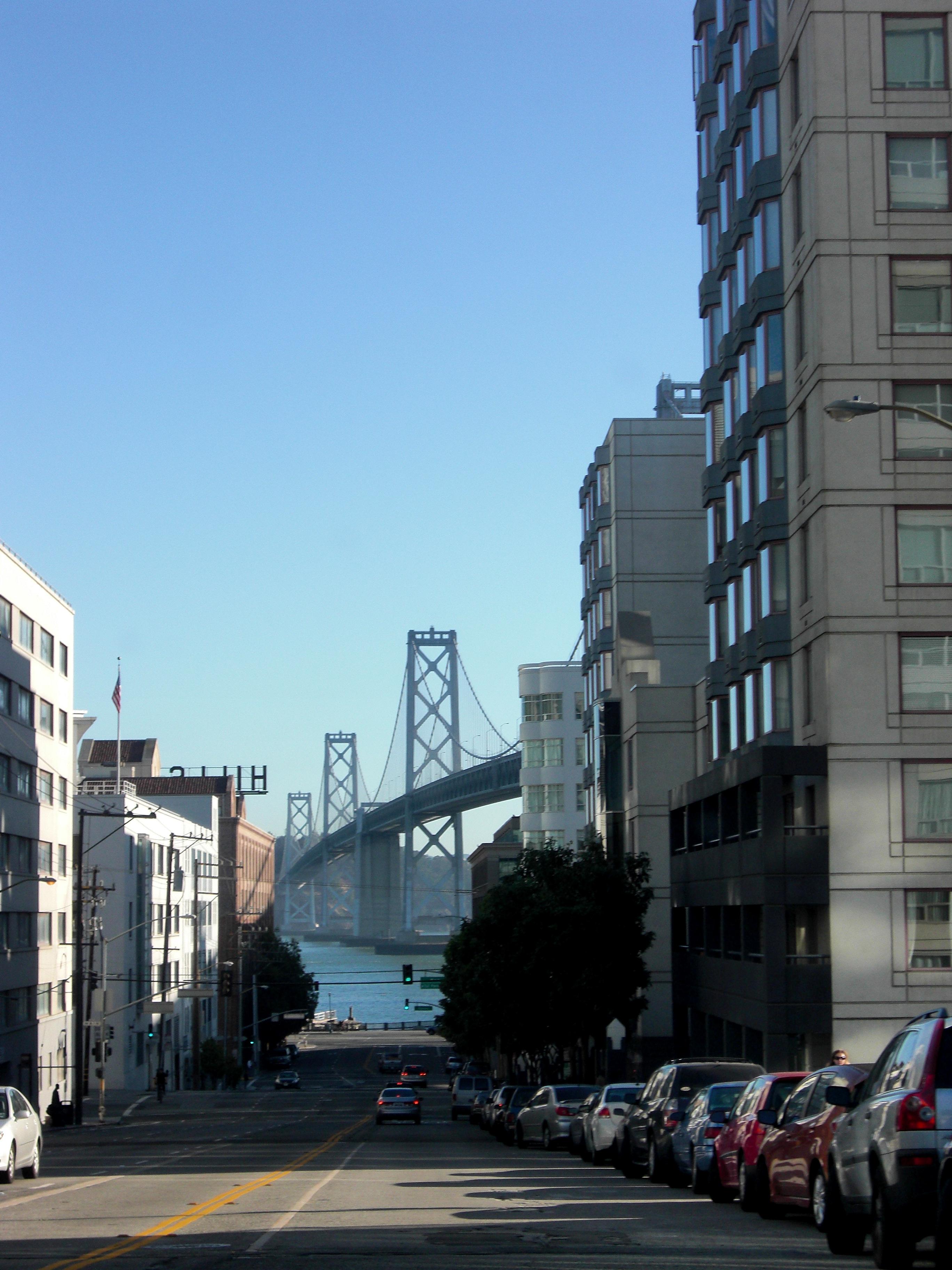 California, Bay, Bayarea, Baybridge, Bridge, HQ Photo