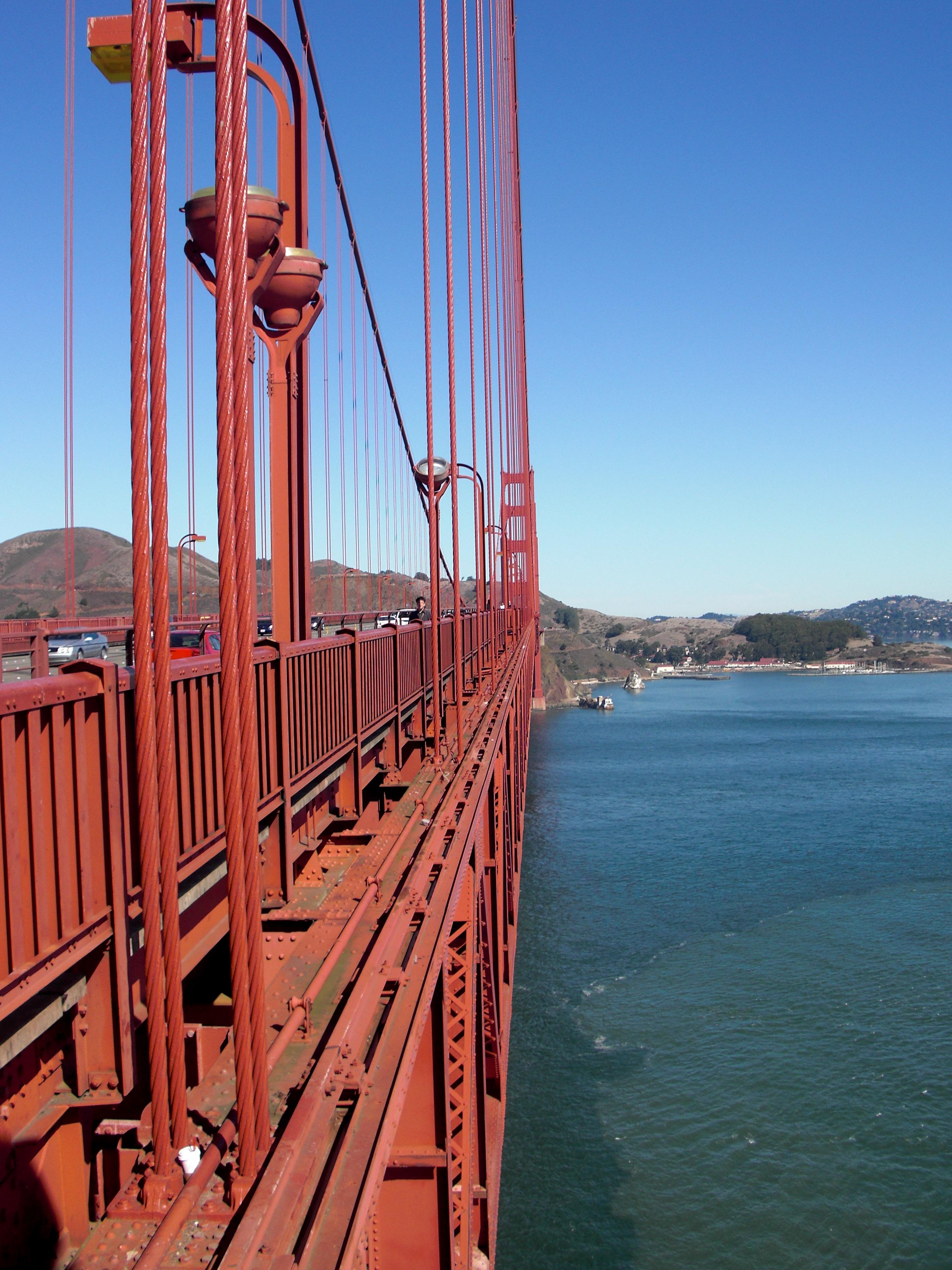 California, Bay, Bayarea, Bridge, Bridges, HQ Photo