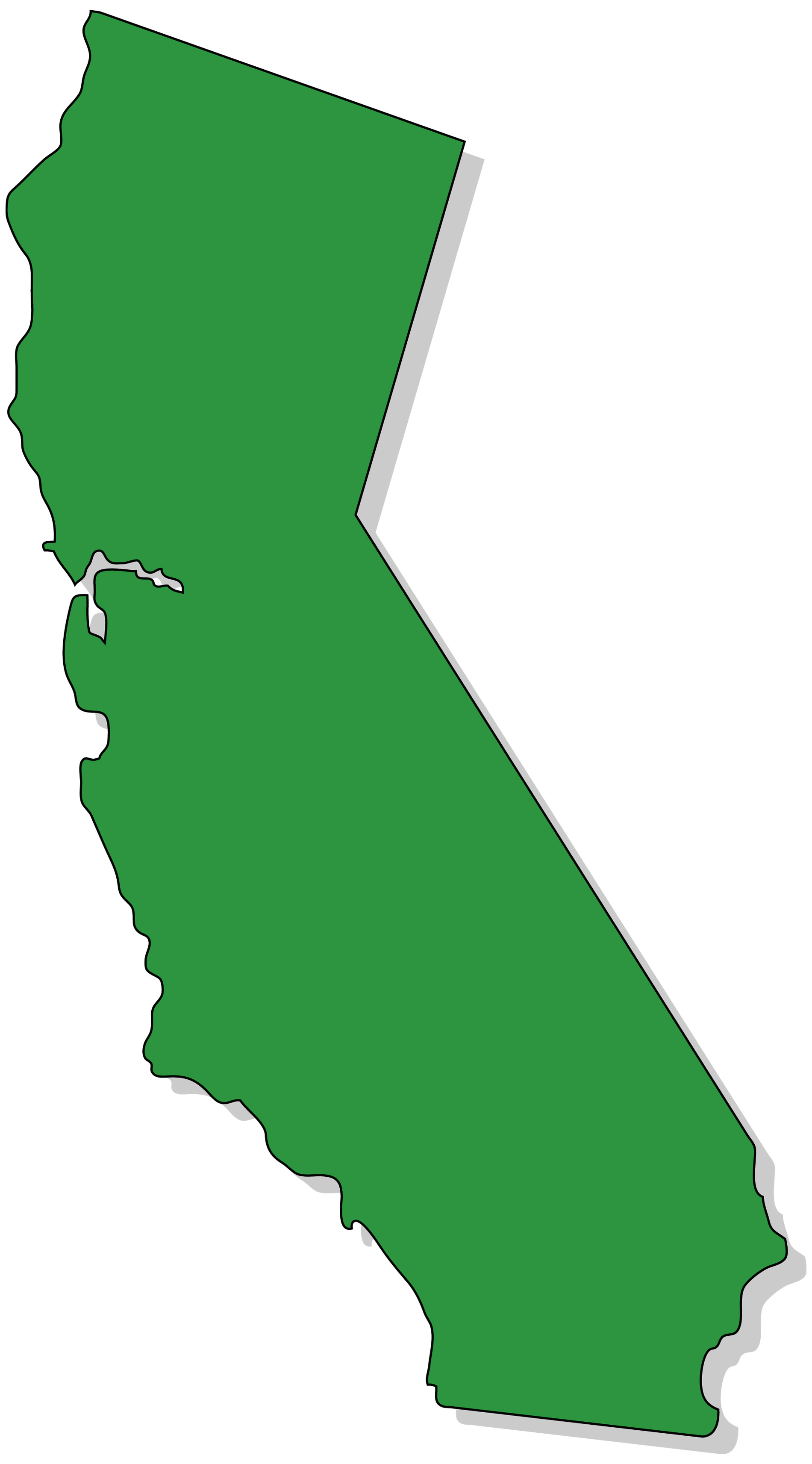 How Green is California? - Eco Blog: dedication to Green Hauling Eco ...