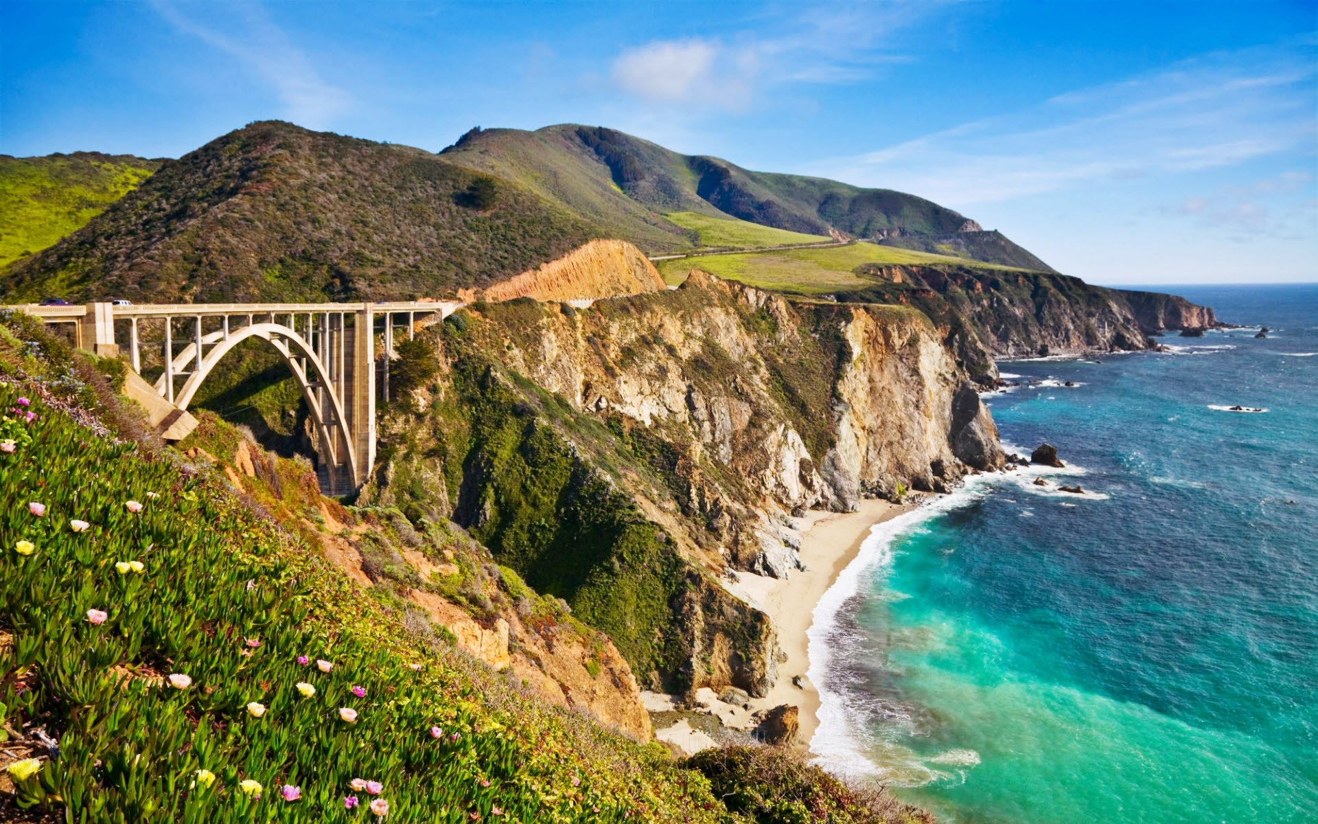 Pacific coast photo