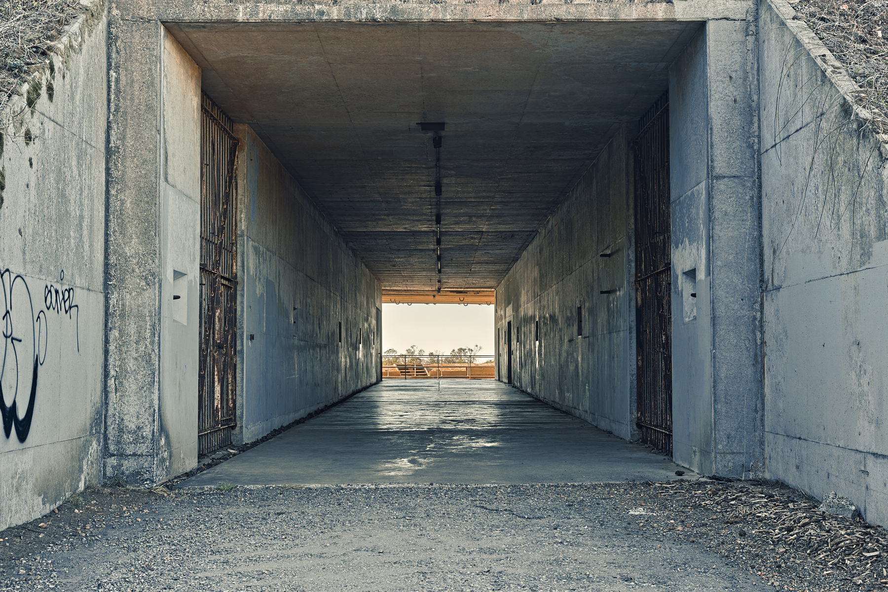 California War Tunnel - HDaRmageddon, , Militaria, Range, Portal, HQ Photo
