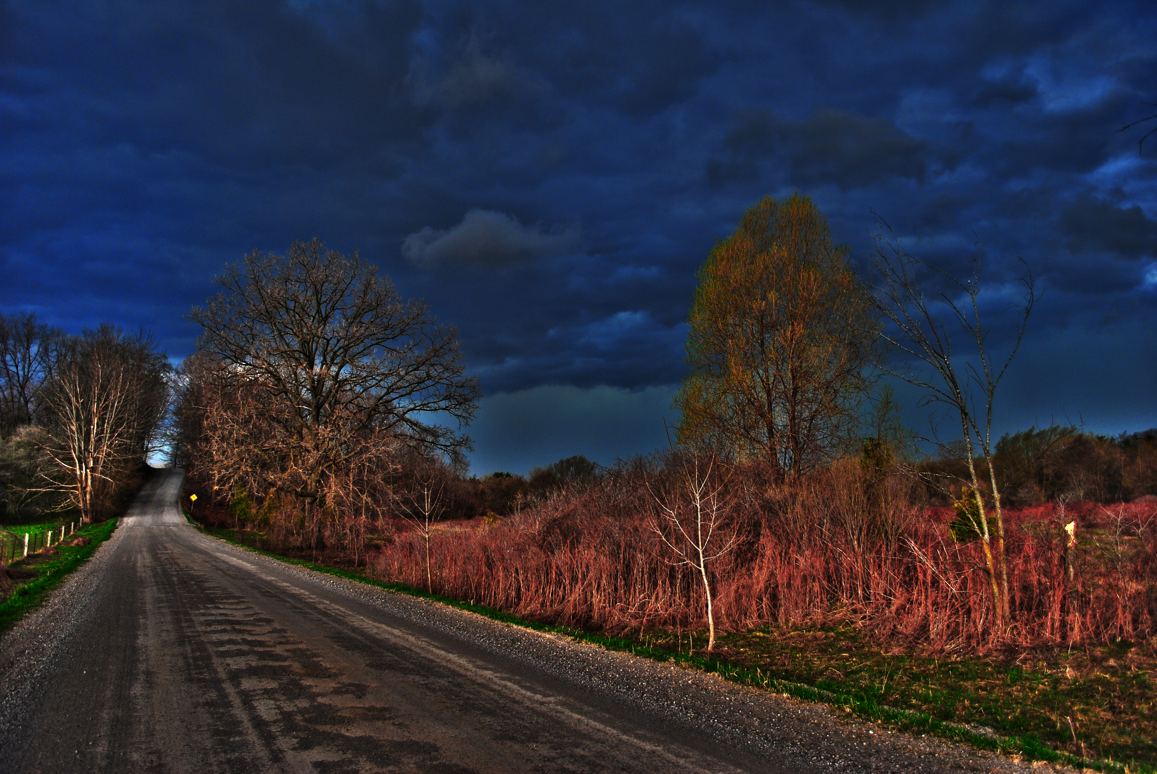 calm before the storm, Clouds, Dirt, HDR, Landscape, HQ Photo