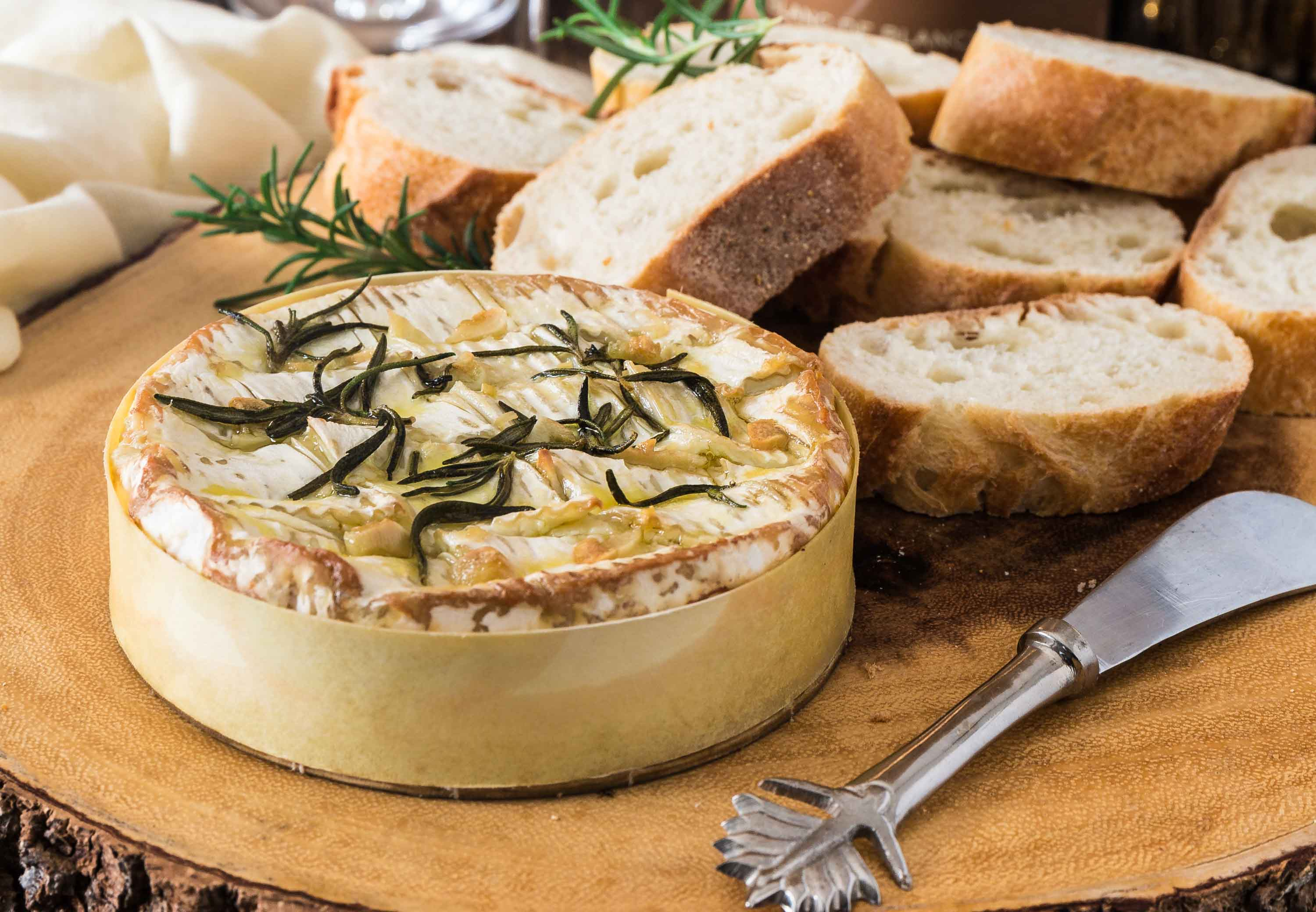 Camembert cheese photo
