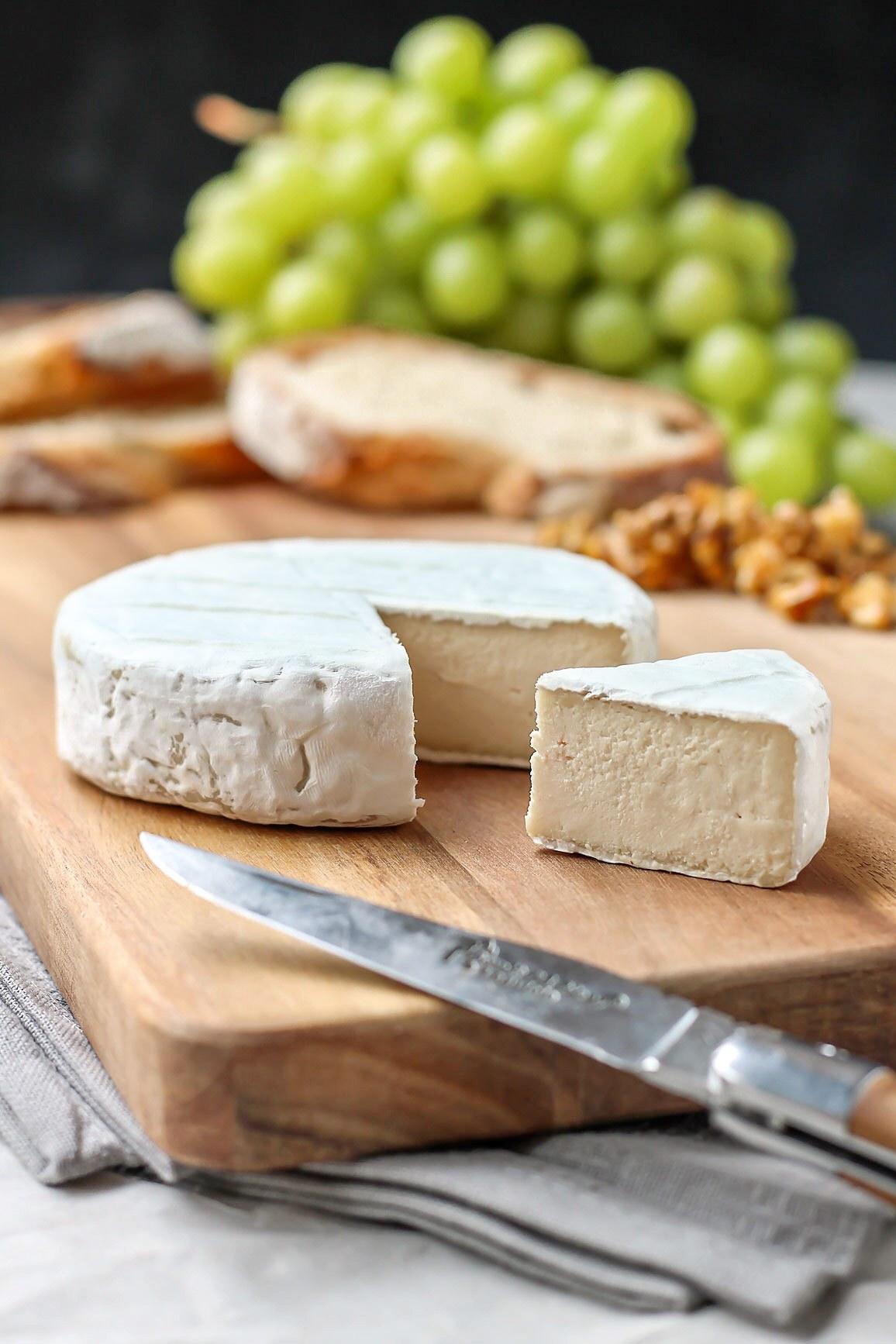 Vegan Aged Camembert Cheese - Full of Plants
