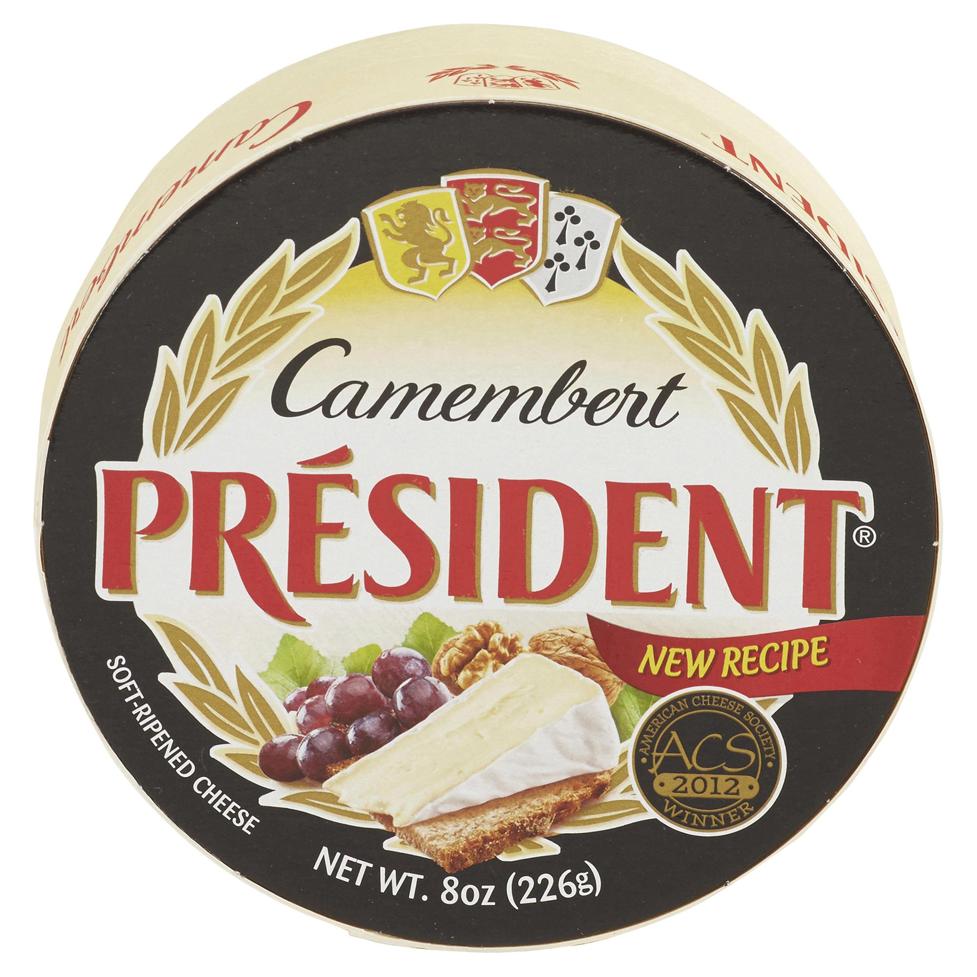 President Camembert Cheese 8 oz | Meijer.com