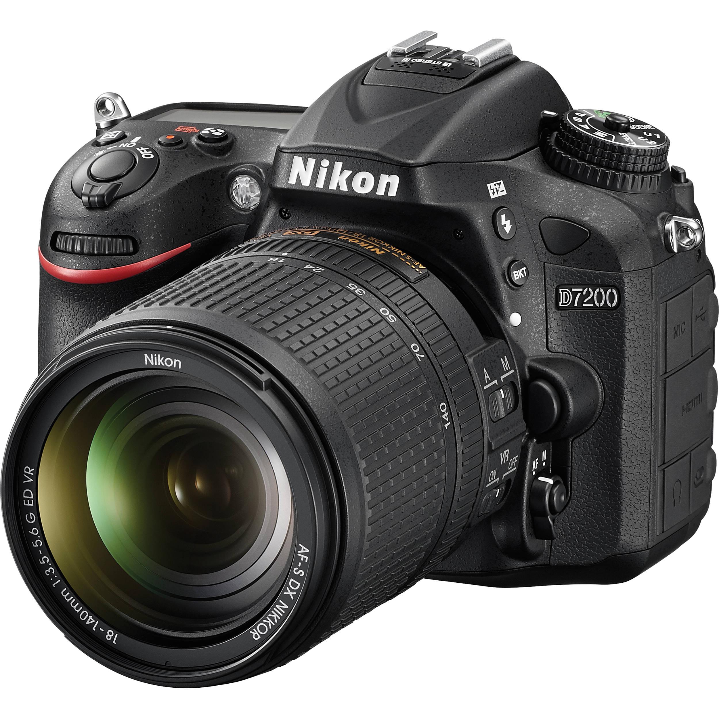 Nikon camera photo