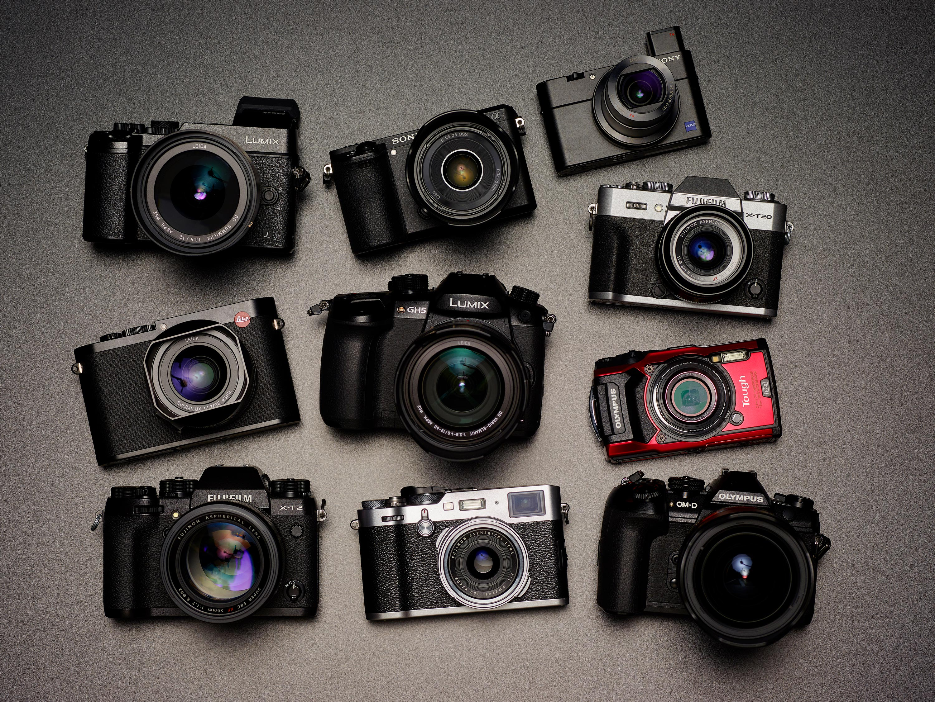 Top 10 Compact Cameras for Travelers