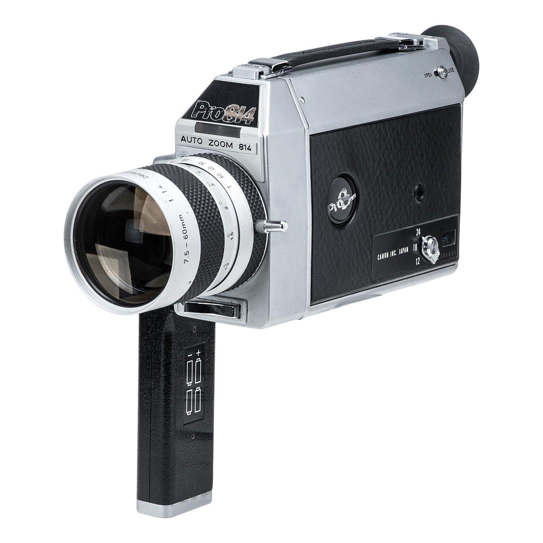 Pro814 Super 8 Camera – Pro8mm