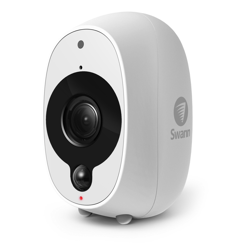 Swann Smart Security Camera: 1080p Full HD Wireless Security Camera ...