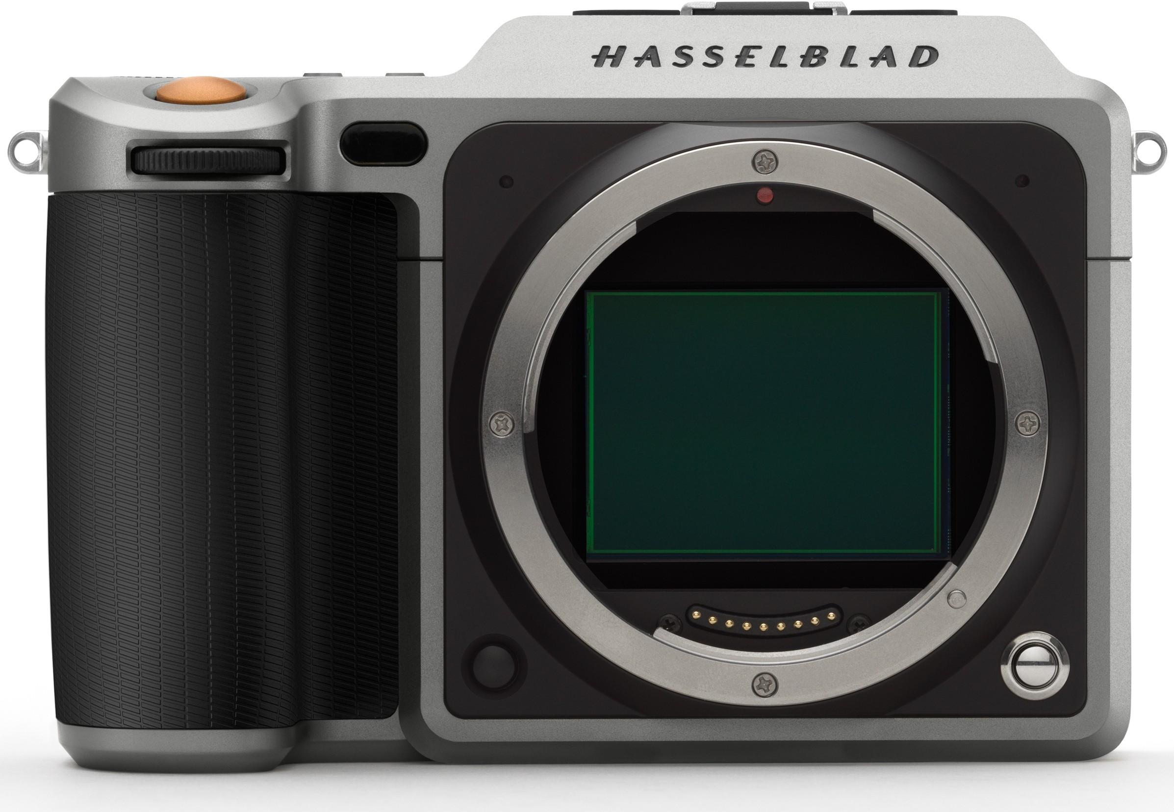 Hasselblad X1D-50c 50mp Medium Format Mirrorless Digital Camera ...