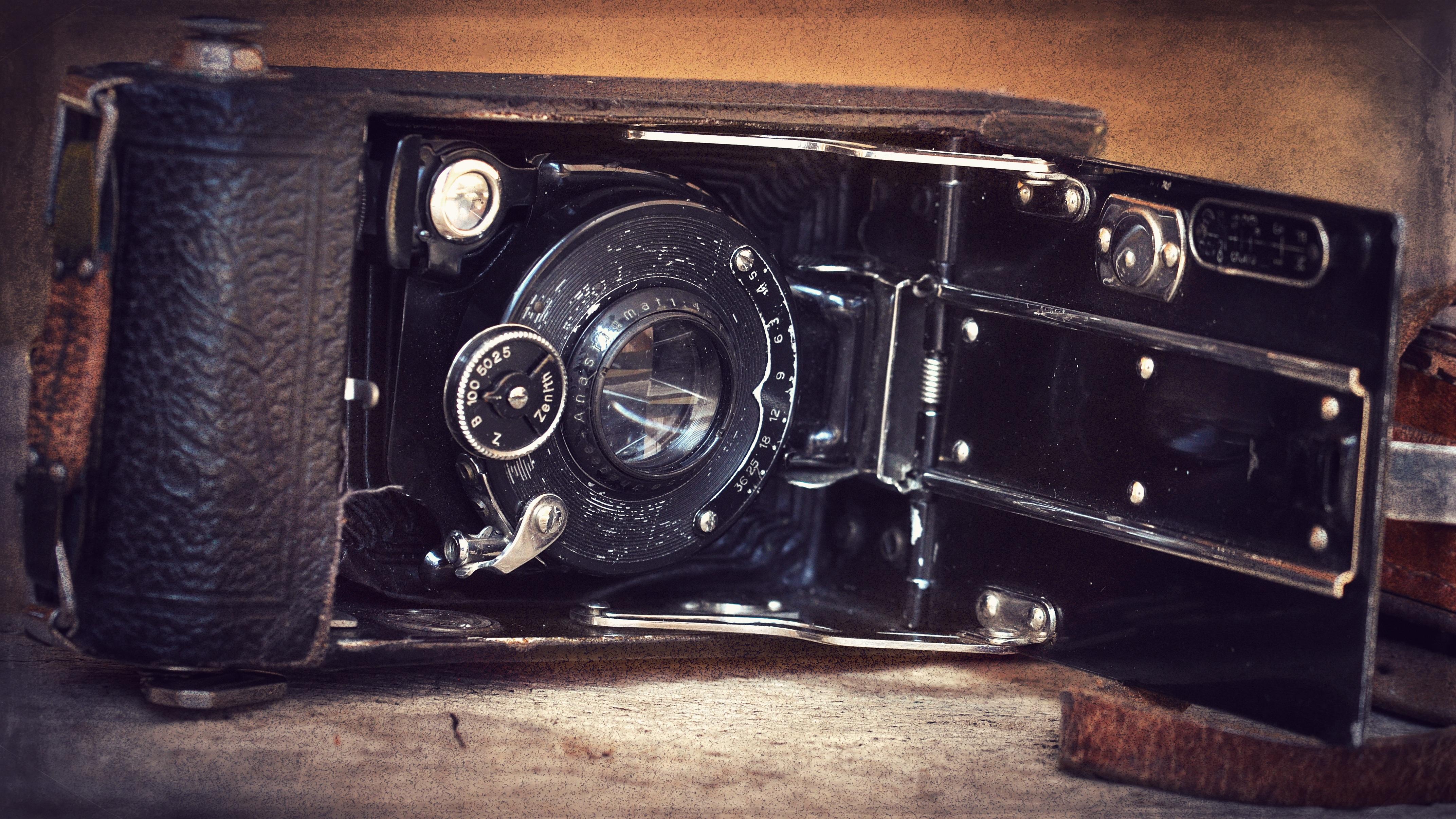 Camera, Focus, Kodak, Lens, Passion, HQ Photo