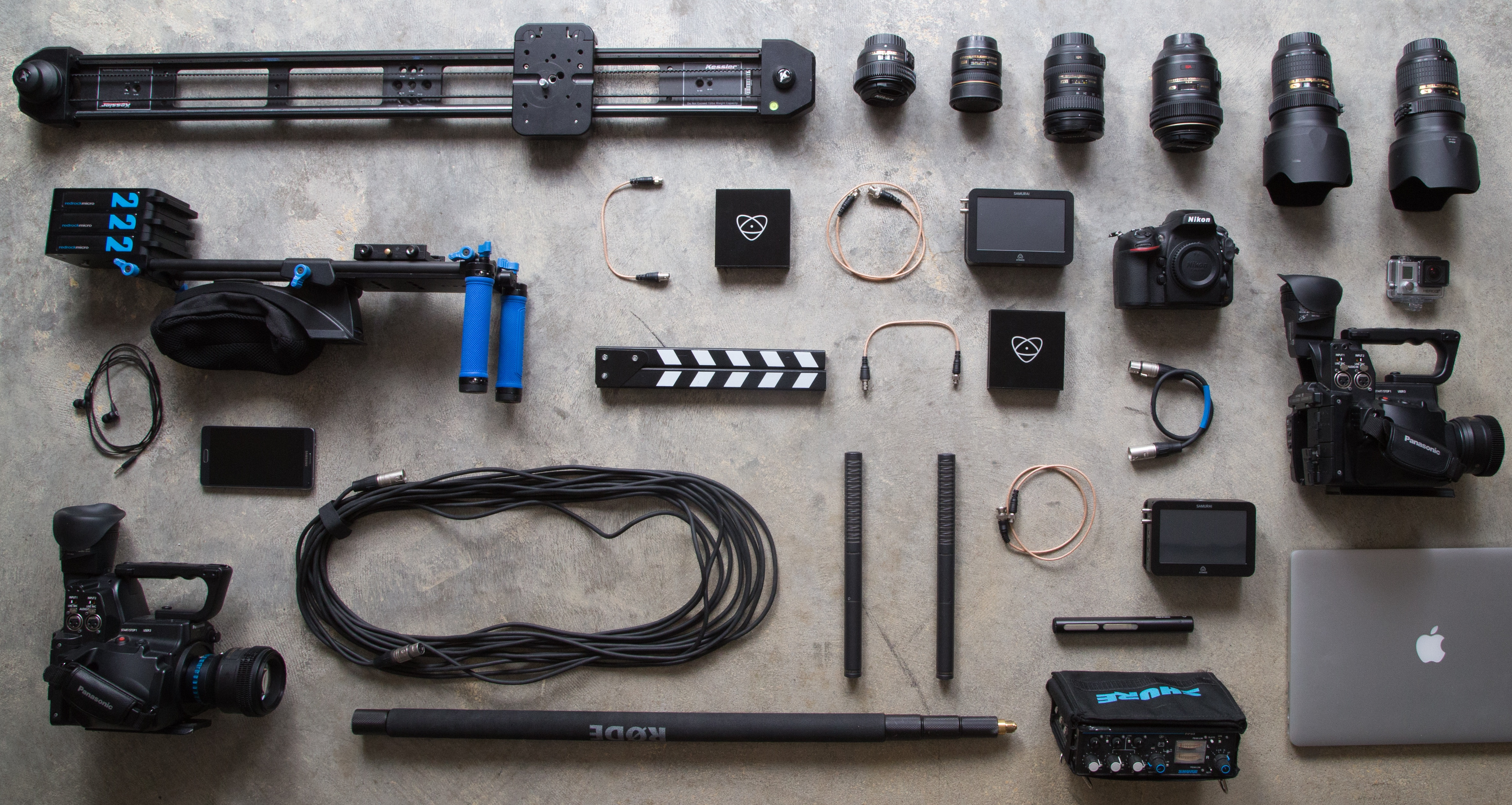 Camera Gear, Accessories, Cables, Camera, Collection, HQ Photo