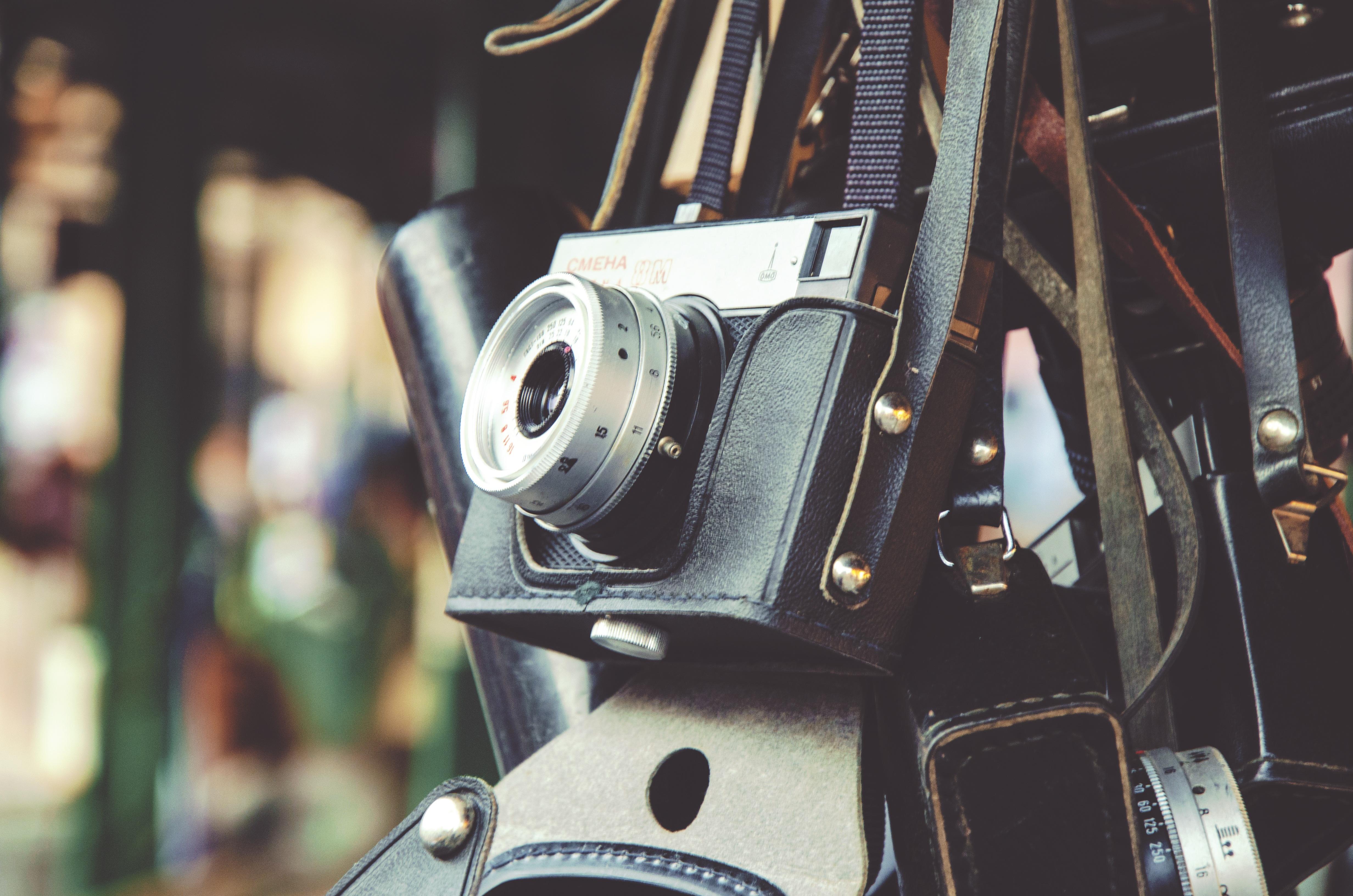 Camera Kit, Photograph, Lens, Kit, Capture, HQ Photo