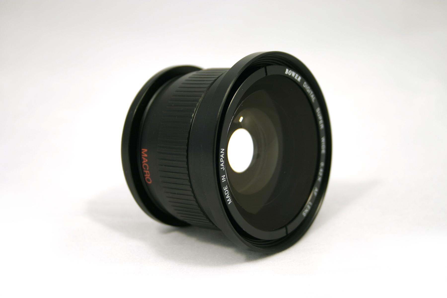 Camera lense photo