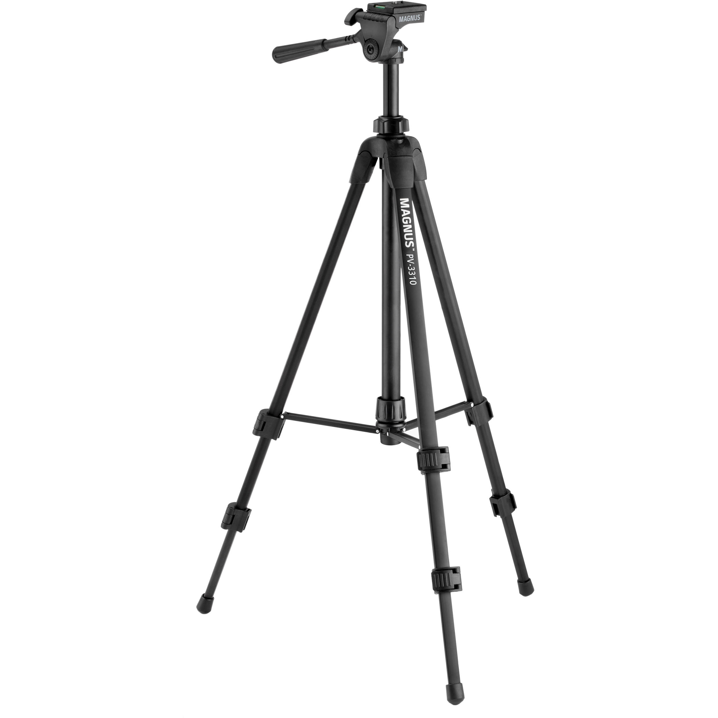 Tripod with camera photo