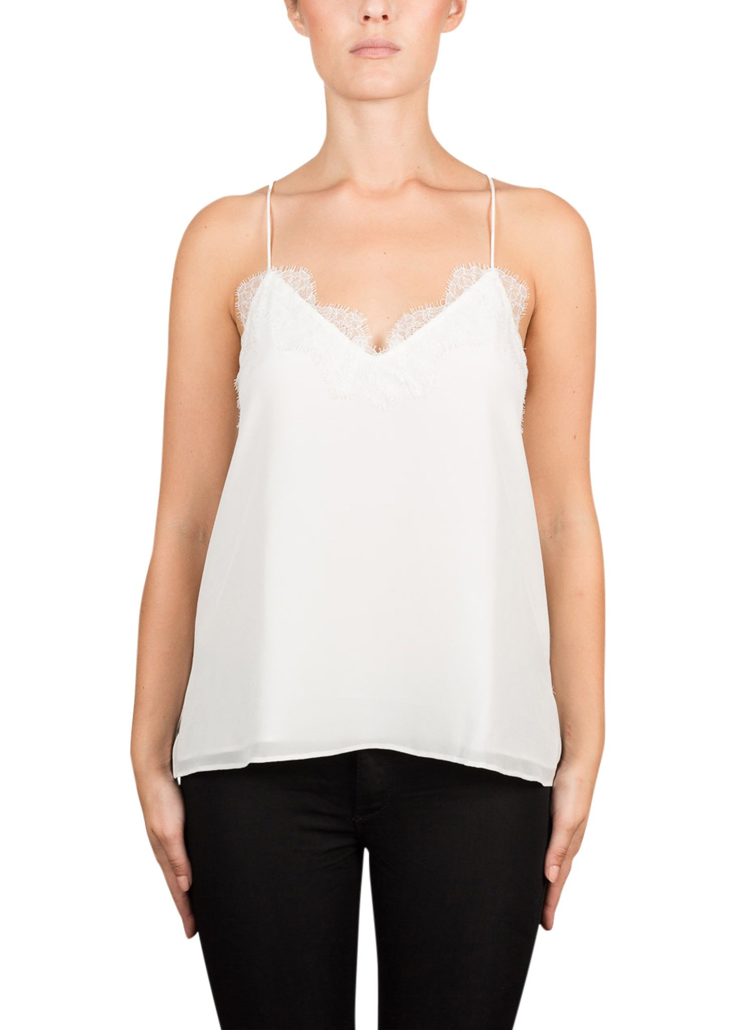 The Racer White – Cami NYC