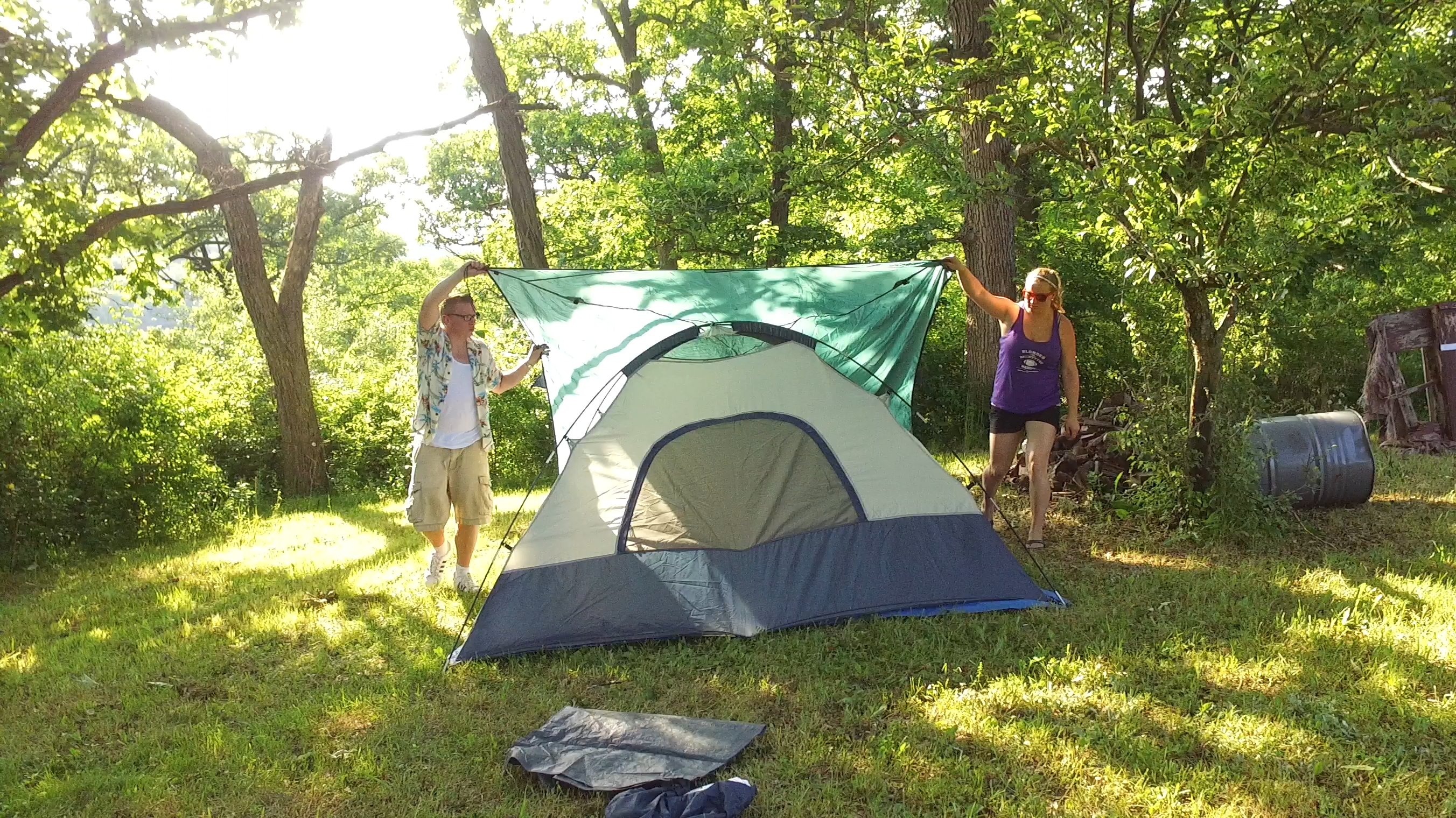 Camps In Ontario