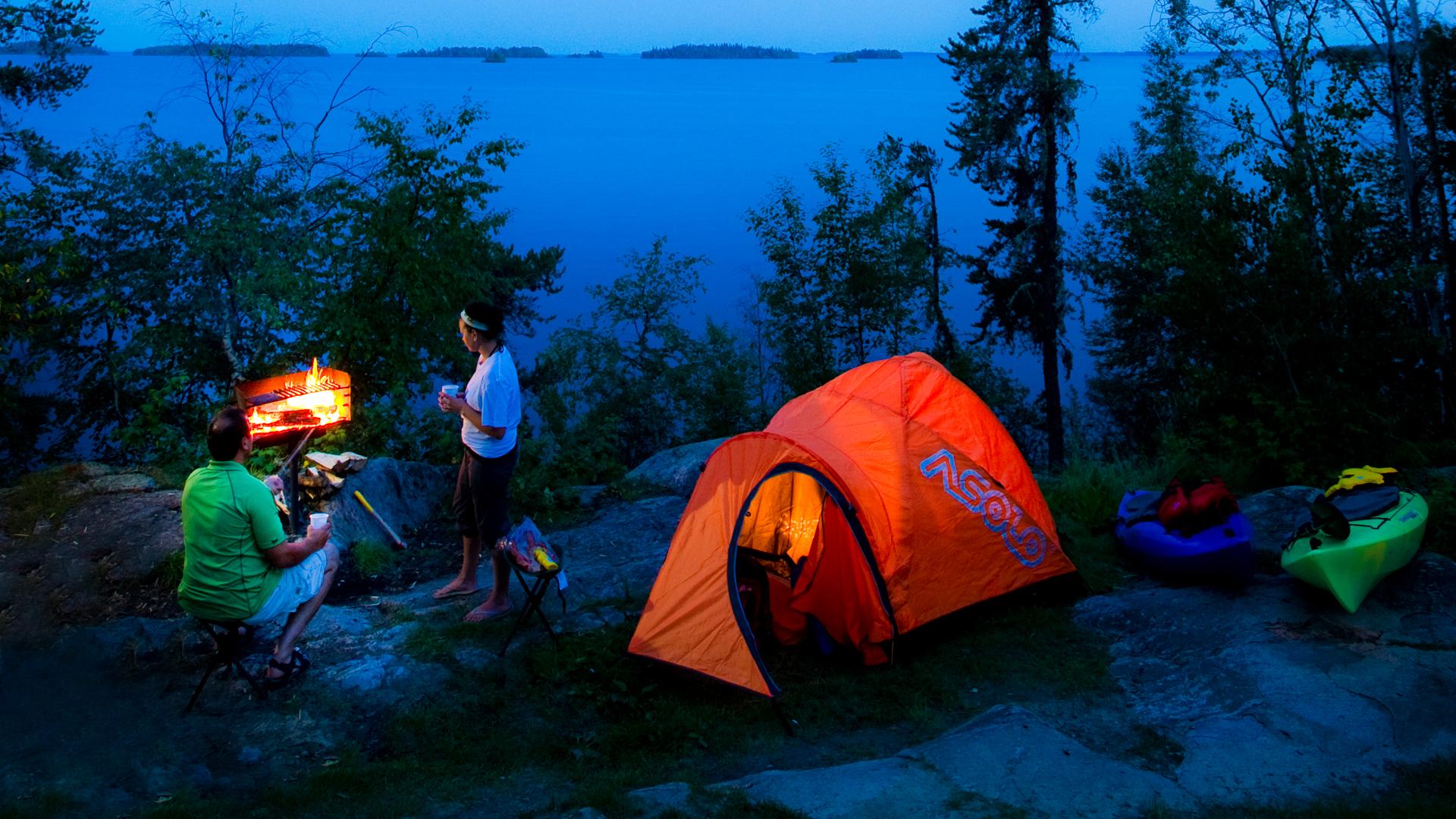 Camping INFO | Tourism Saskatchewan