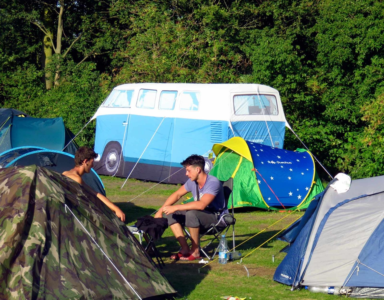 Camping Zeeburg Too - Camping Zeeburg