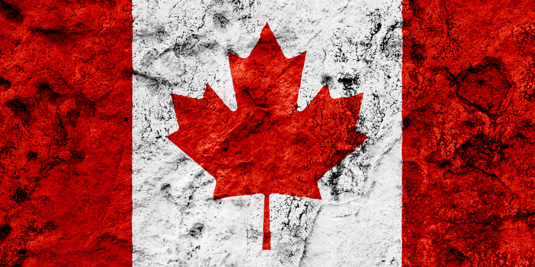 Canada Grunge Flag, Backdrop, Stock, Northern, Photo, HQ Photo